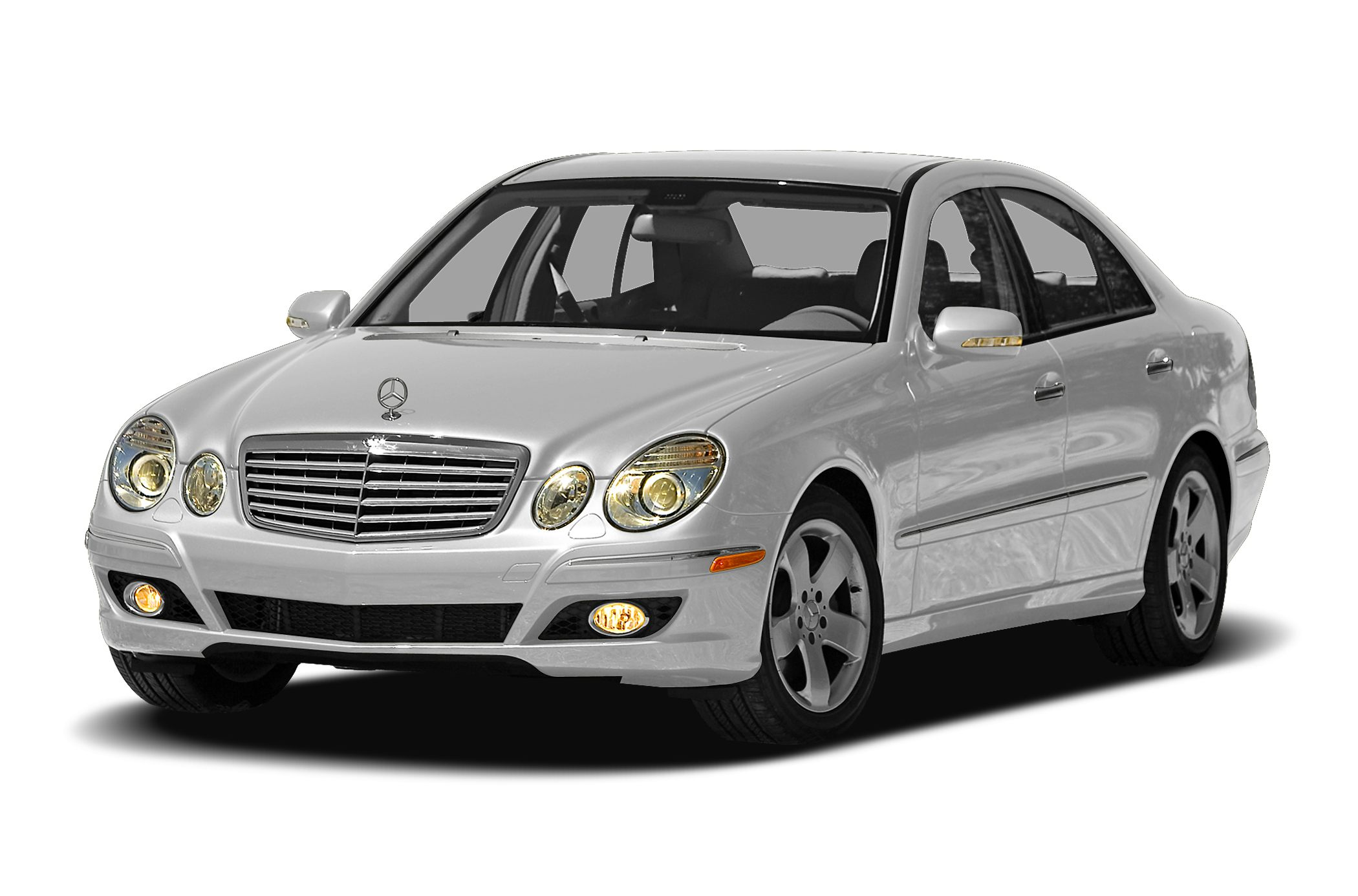 2007 Mercedes Benz E Class Base E 550 4dr Rear wheel Drive Sedan