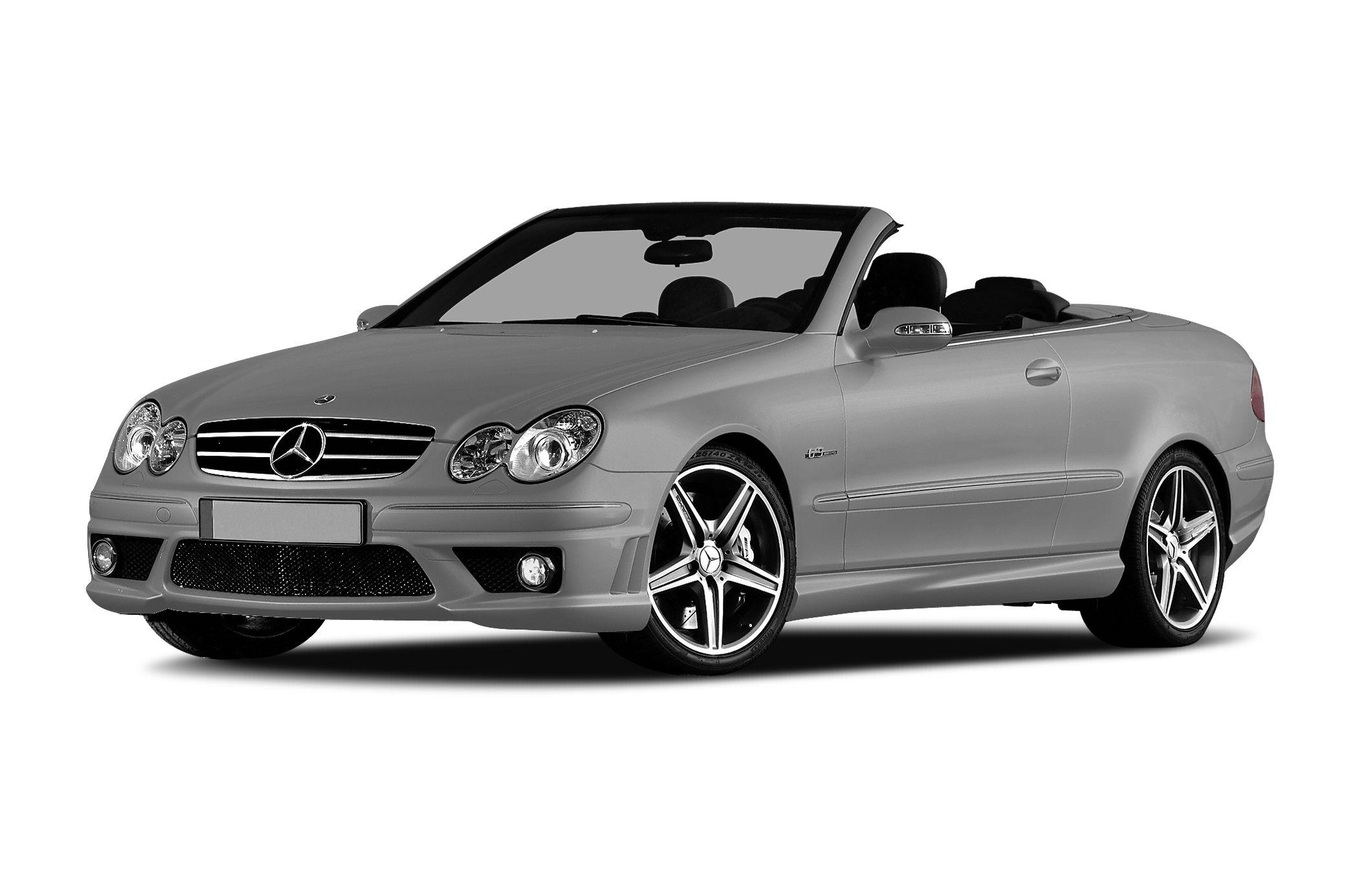 2007 Mercedes Benz CLK Class Base CLK 550 2dr Convertible Pricing