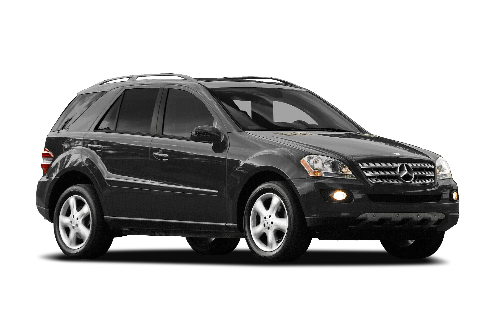 2007 Mercedes Benz M Class Base ML 500 4dr 4x4 4MATIC Safety Features