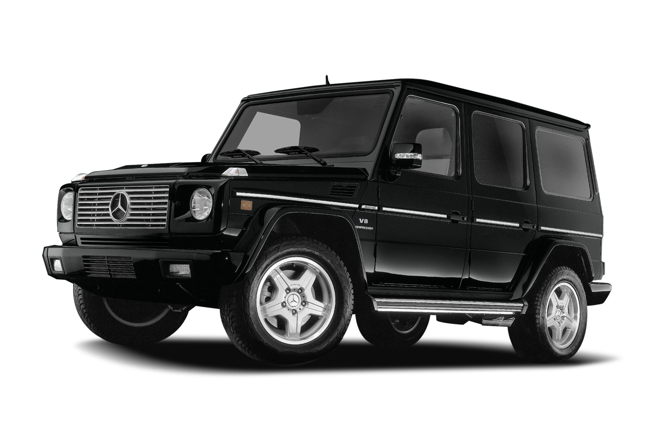 2007 Mercedes Benz G Class Base G 55 AMG 4dr 4x4 Pricing and Options
