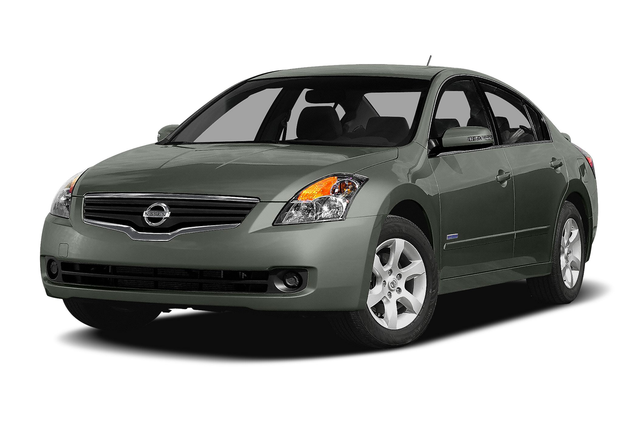 2007 Altima Hybrid Owner Reviews 8