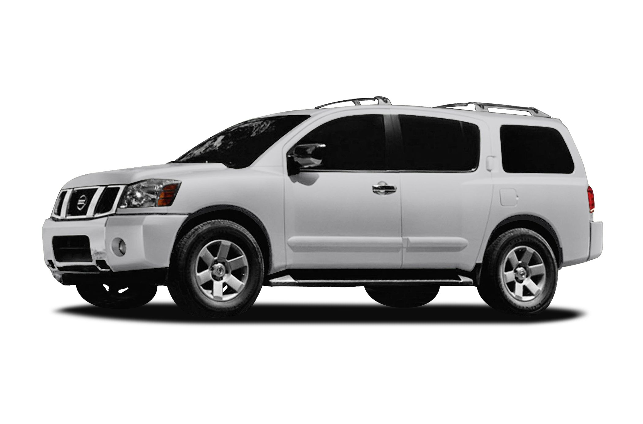 Nissan armada specifications