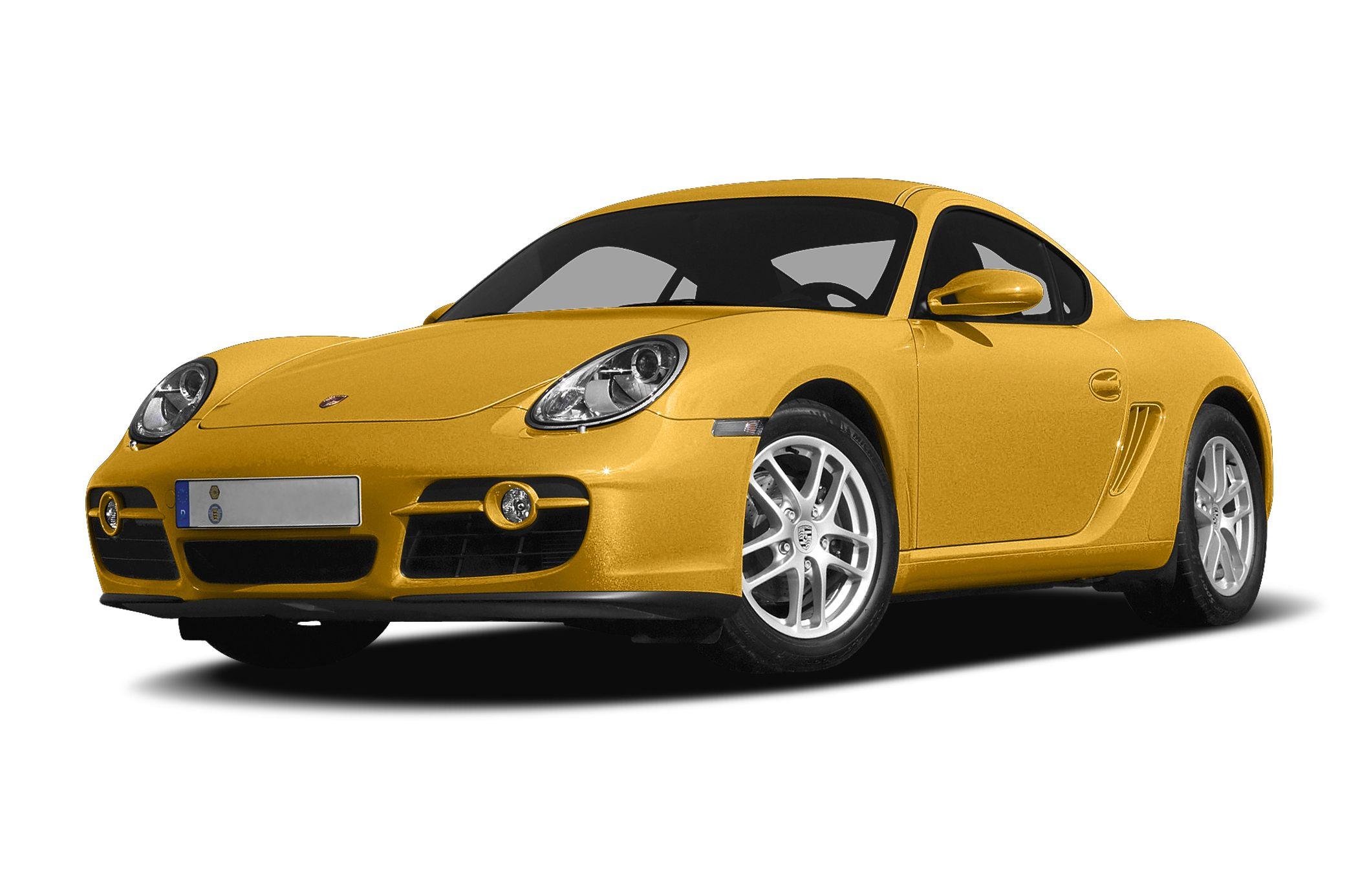 2007 Porsche Cayman Specs And Prices