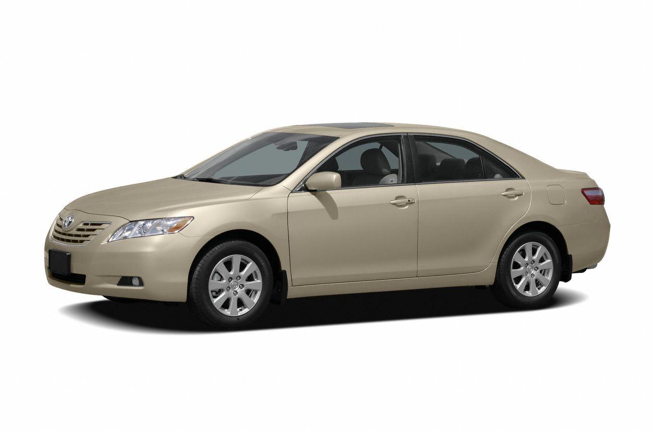 2007 Toyota Camry Information Fuel Filter Location