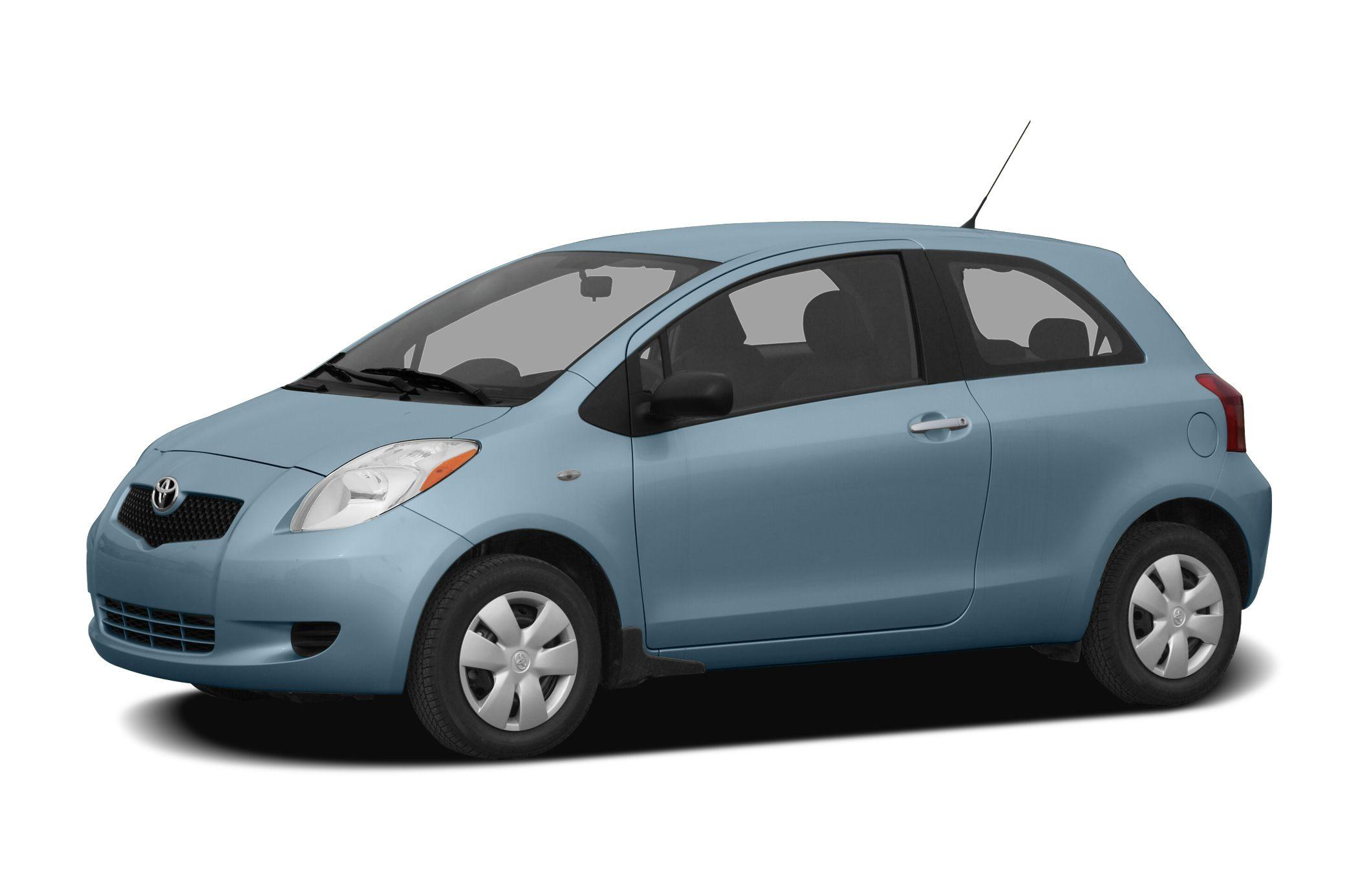 2009 toyota yaris hatchback reviews