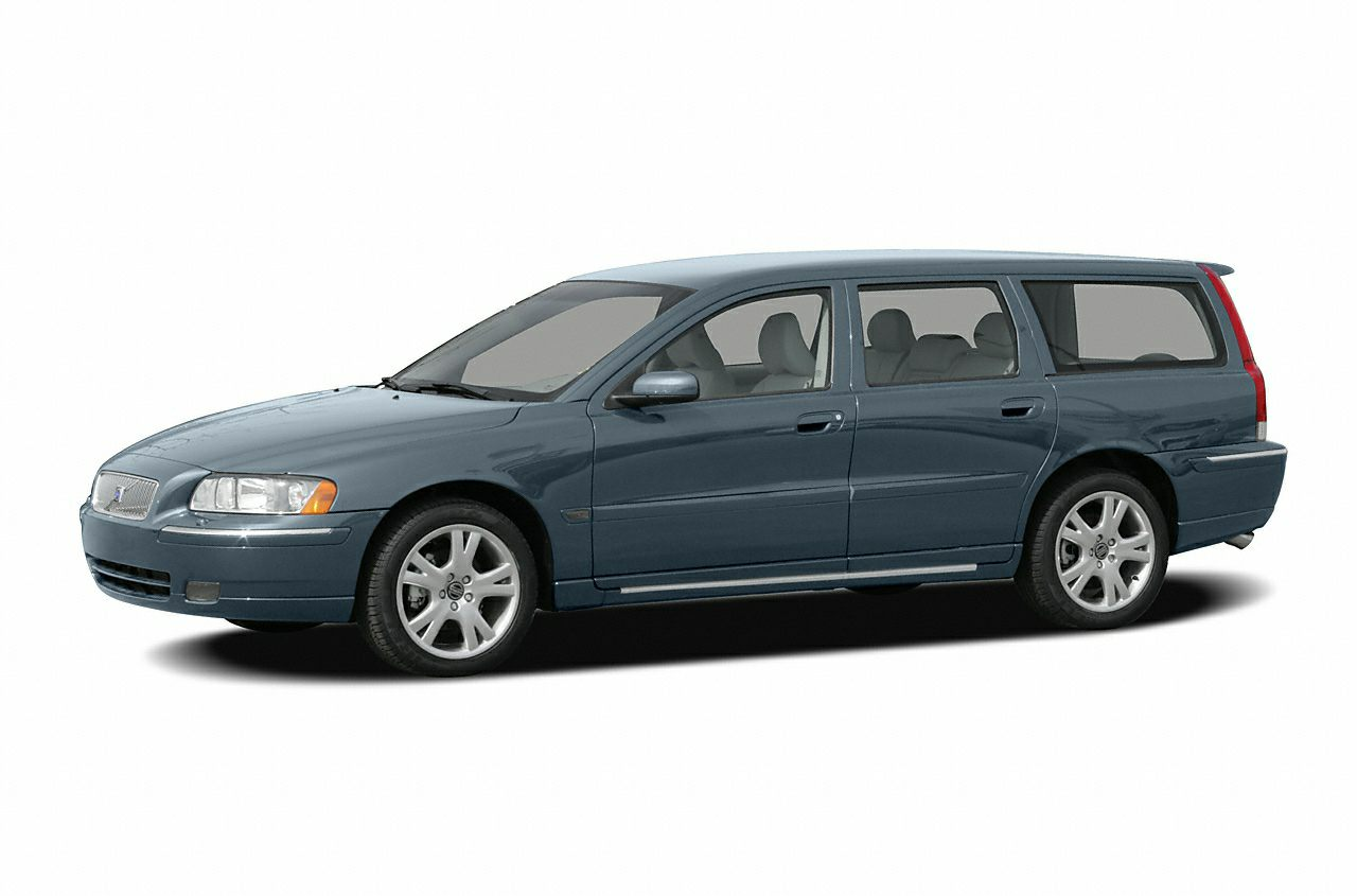 2007 Volvo V70 R 4dr All-wheel Drive Station Wagon Specs and Prices
