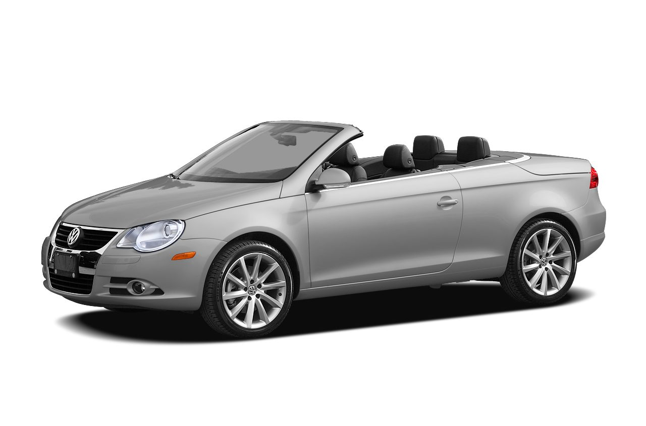 2007 Volkswagen Eos Crash Test Ratings
