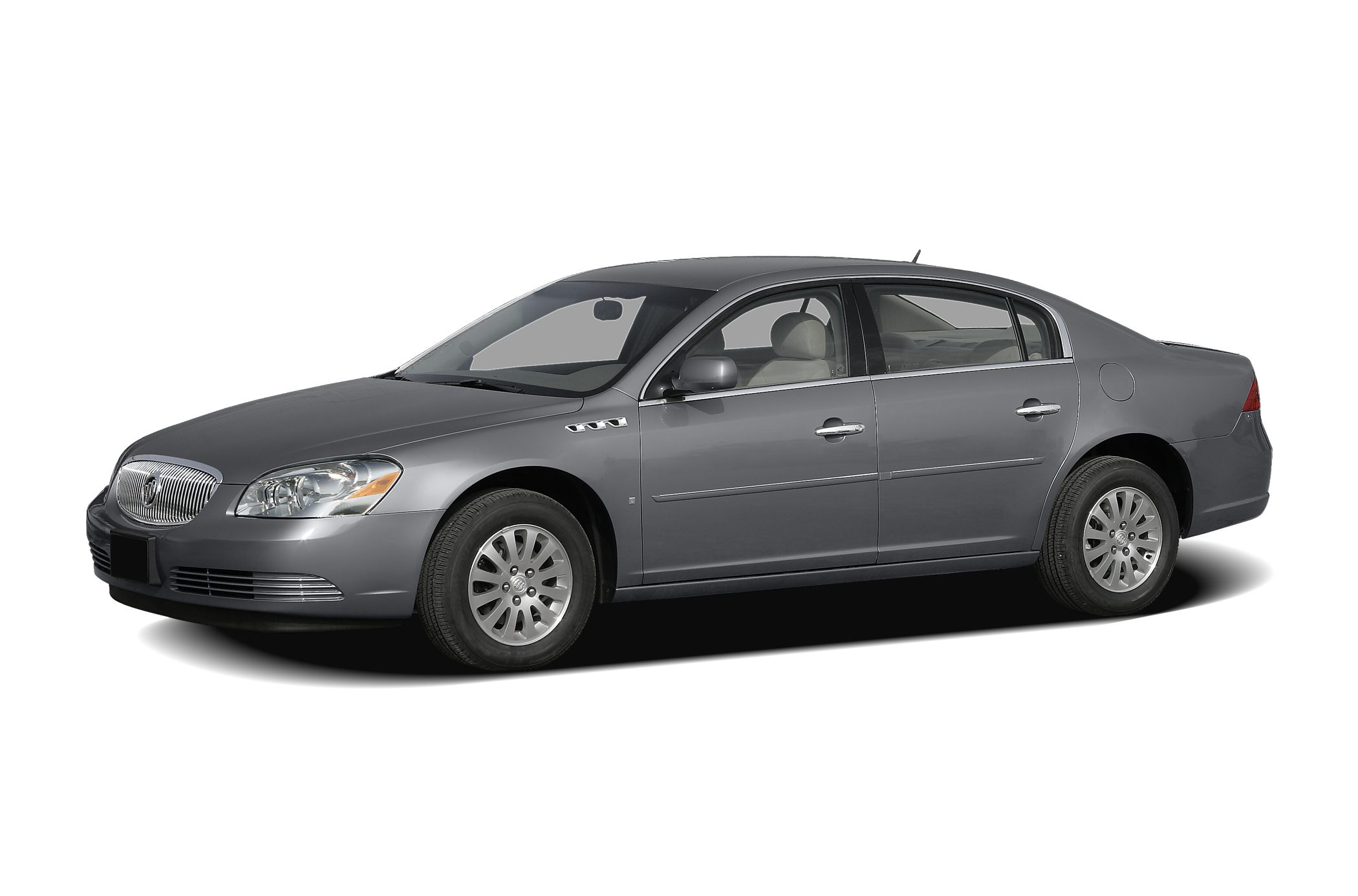 2008 Buick Lucerne CXL 4dr Sedan Trade In and Resale Values