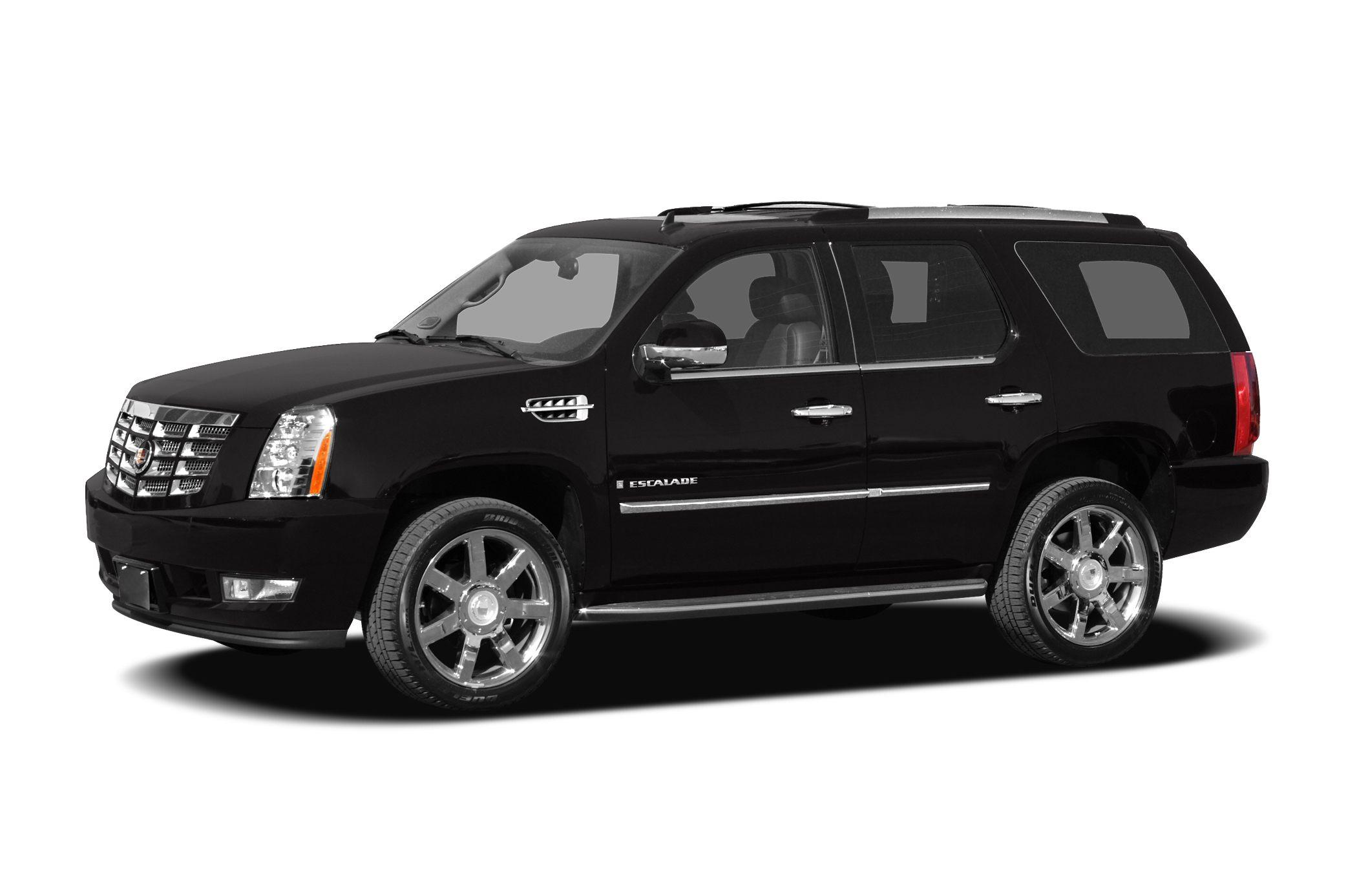 2008 Cadillac Escalade Information