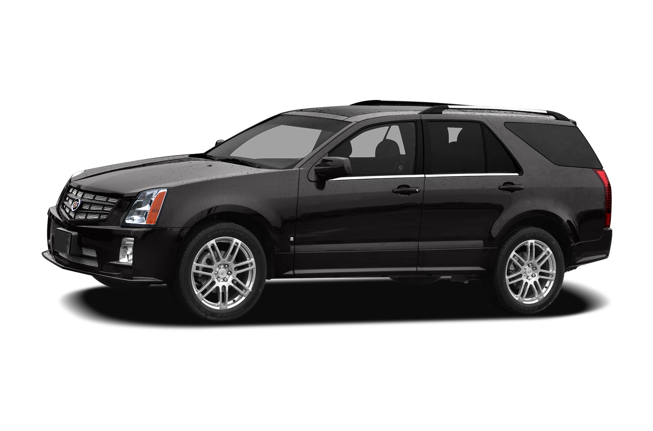 2008 Cadillac SRX New Car Test Drive