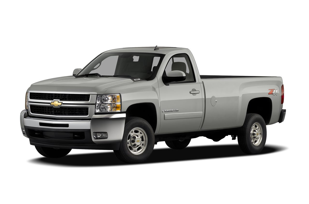 Truck chevy 2500hd trucks : 2008 Chevrolet Silverado 2500HD Information