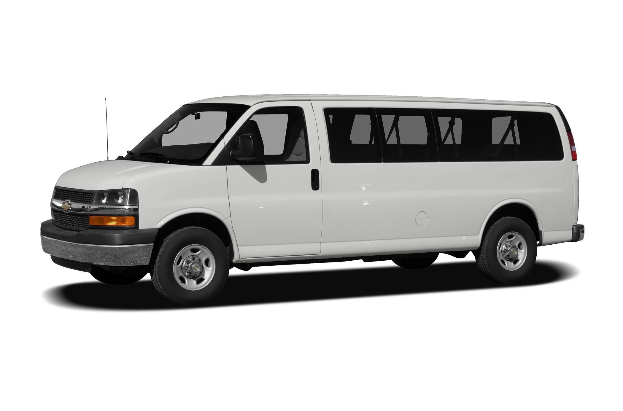 2008 Chevrolet Express Lt Rear Wheel Drive G3500 Extended