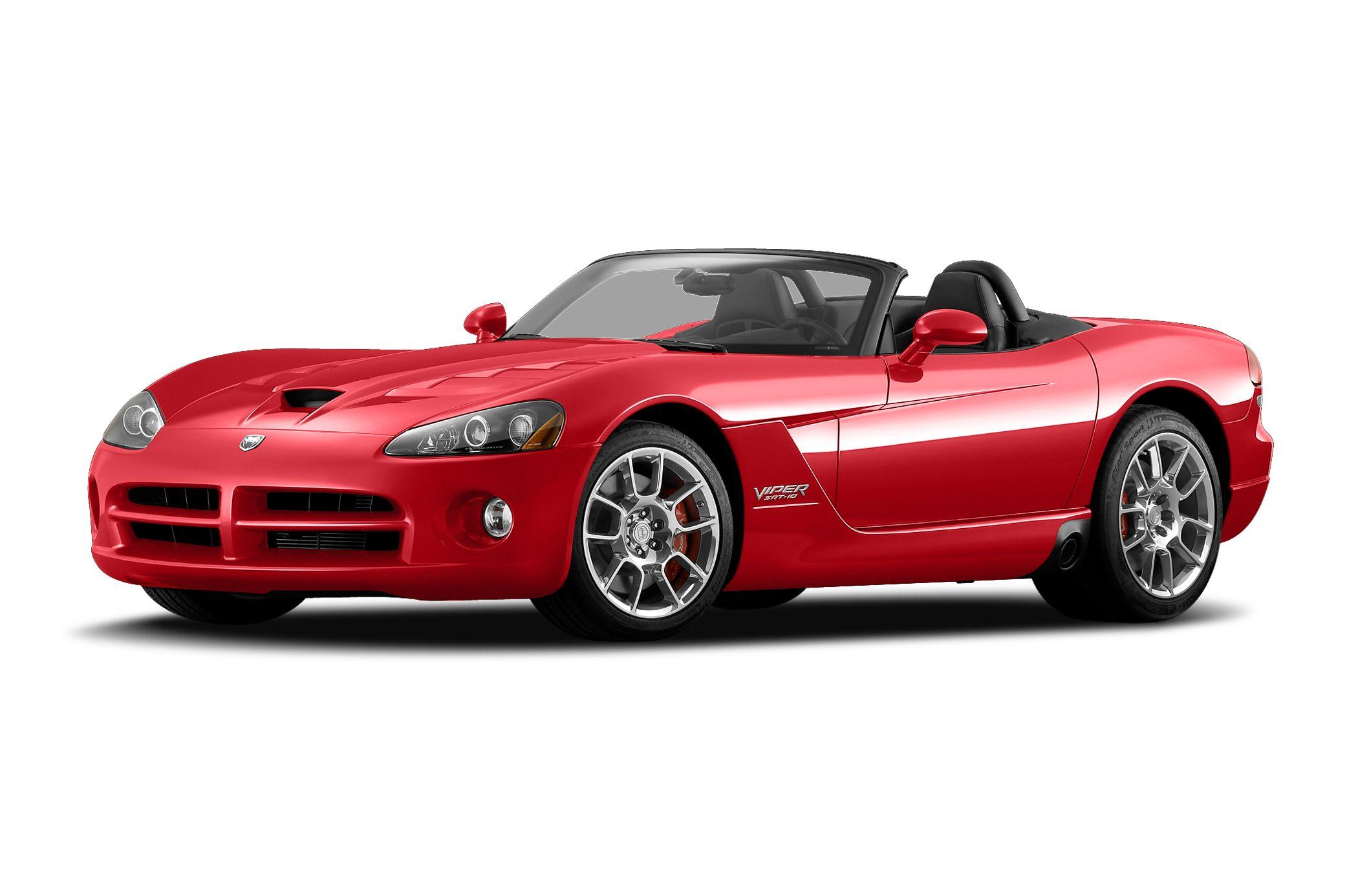 2008 Dodge Viper Specs and Prices