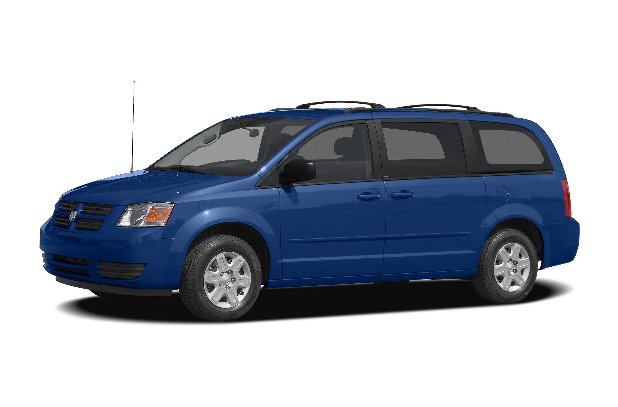 2008 Dodge Grand Caravan Pictures