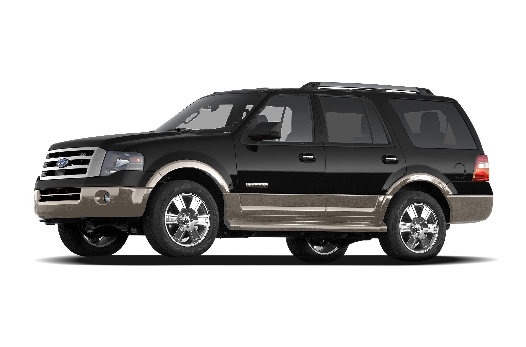 2008 Ford Expedition King Ranch 4dr 4x2 Specs And Prices