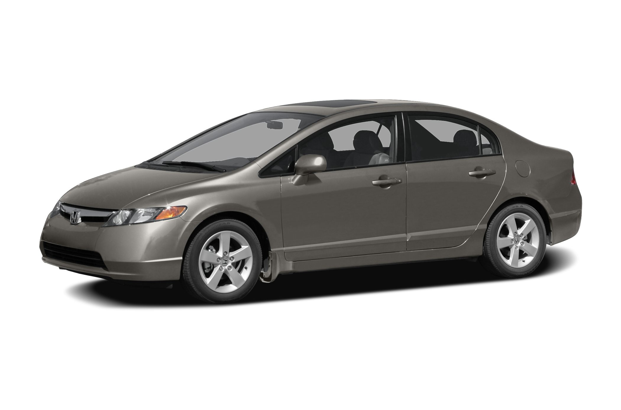08 civic coupe specs