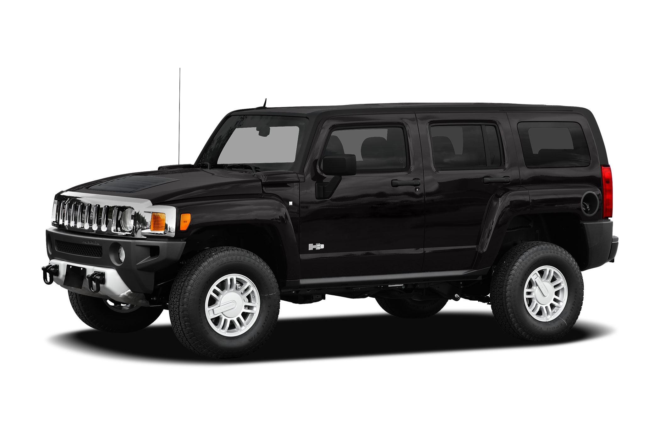 2008 HUMMER H3 SUV Specs and Prices