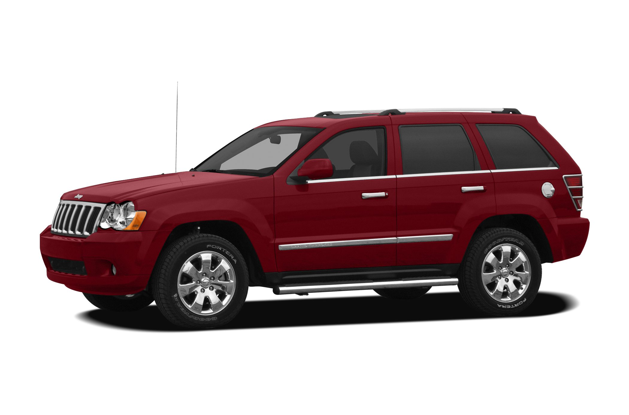 2008 Jeep Grand Cherokee Recalls