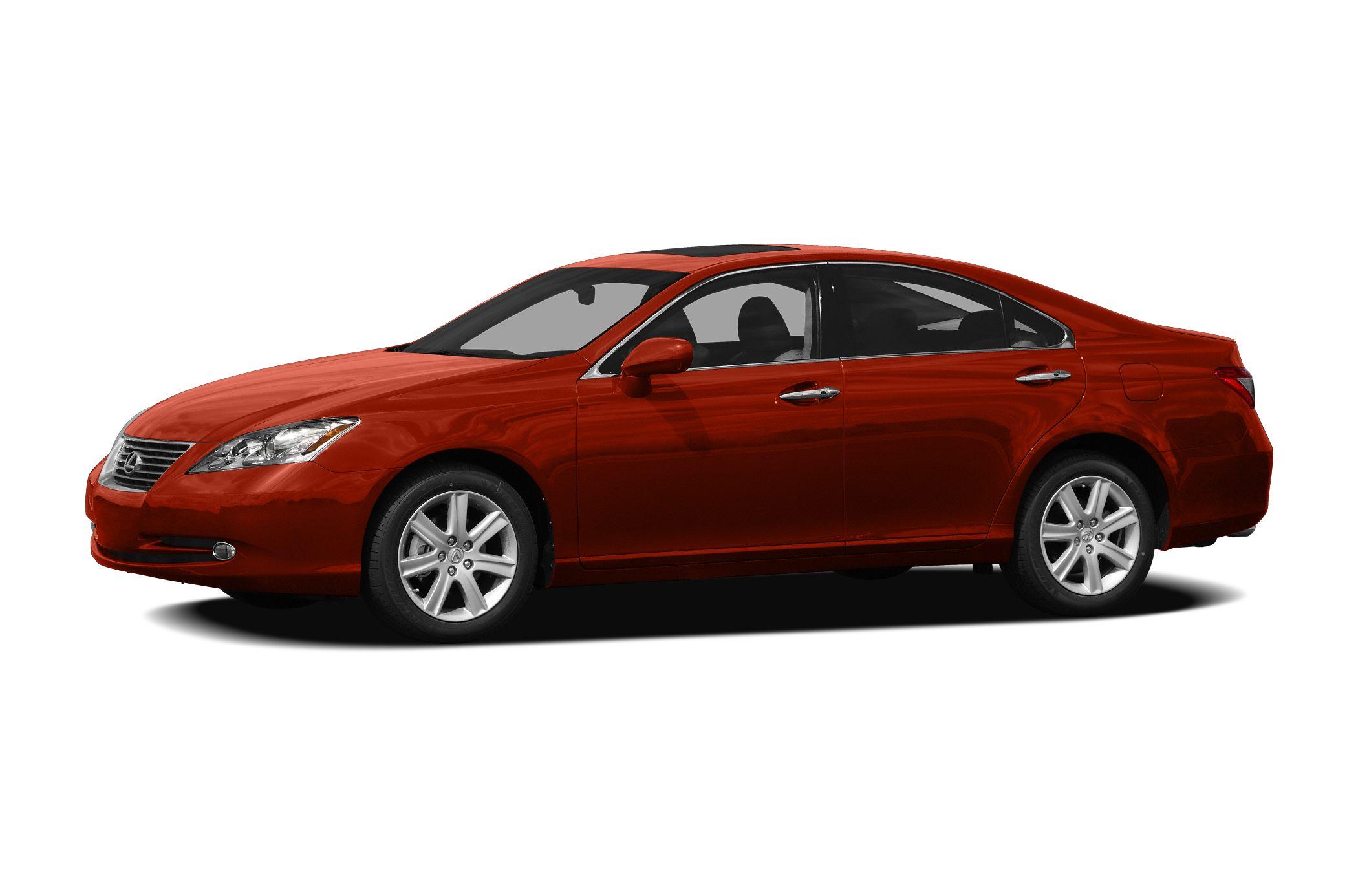 2008 Lexus ES 350 Safety Recalls