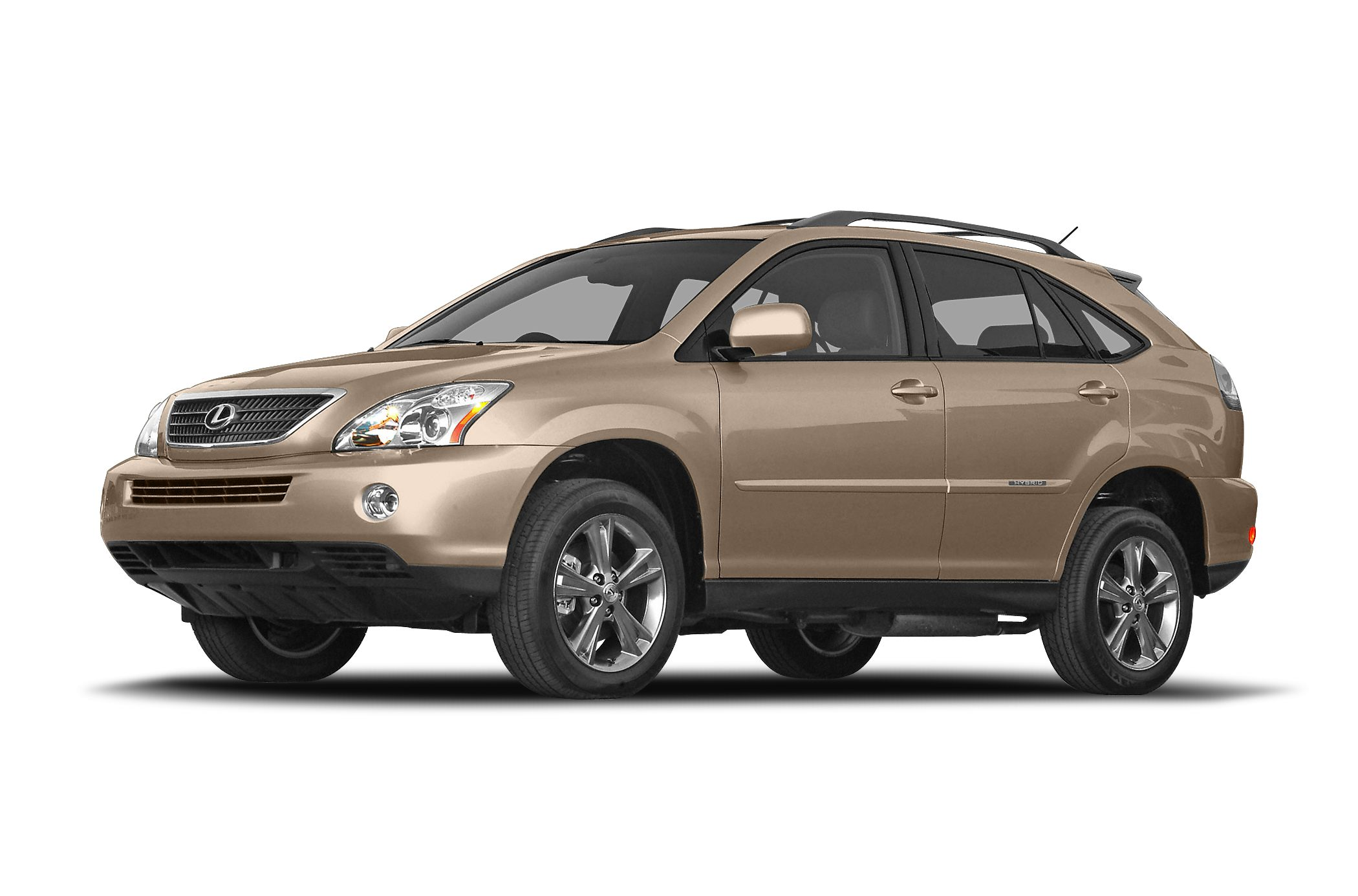 Base 4dr All Wheel Drive Hybrid 2008 Lexus Rx 400h Specs