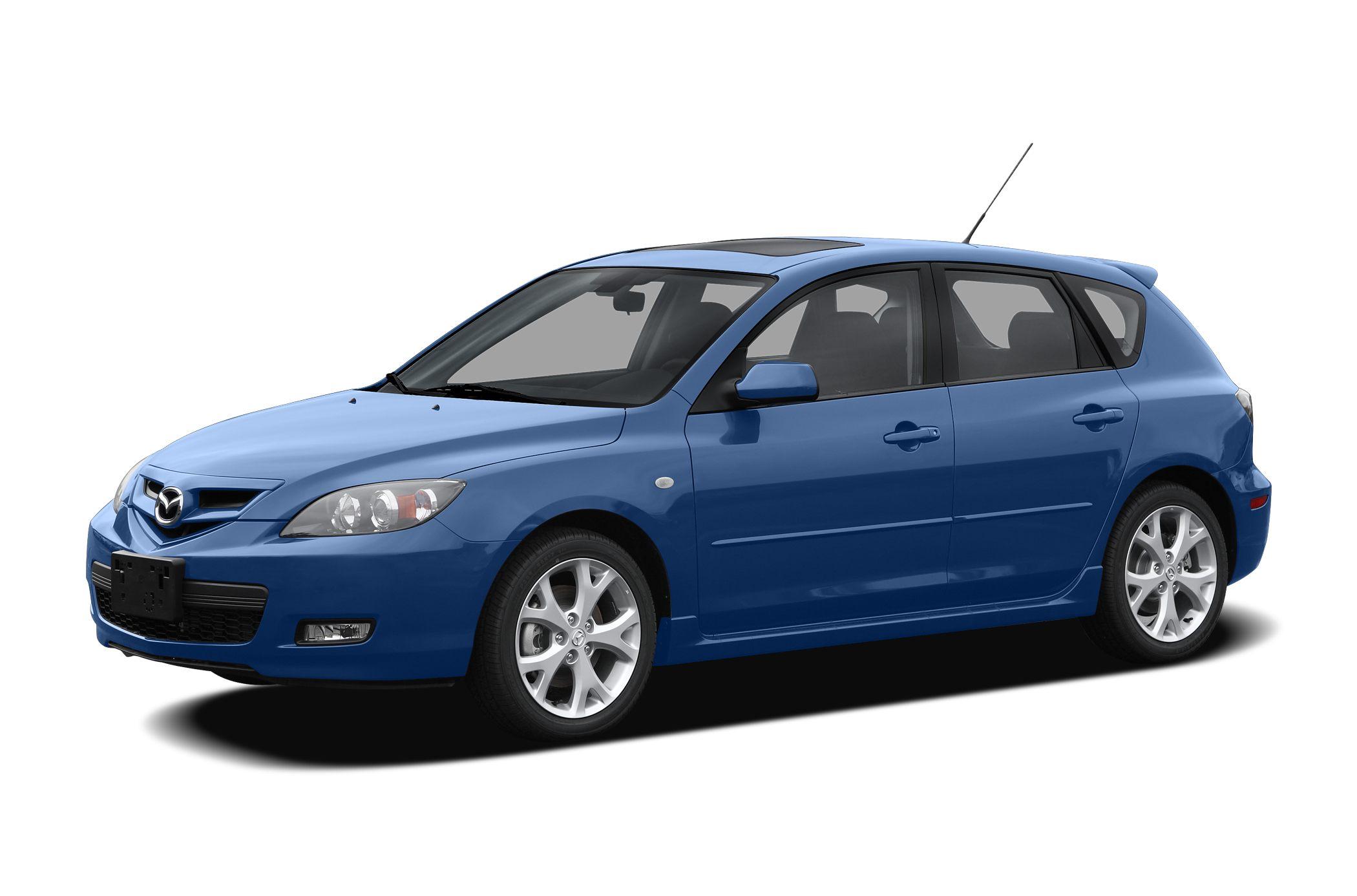 2008 Mazda Mazda3 s Sport 4dr Hatchback Specs and PricesAutoblog