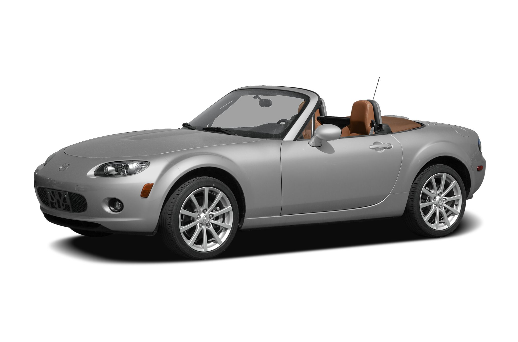 2008 Mazda MX 5 Sport 2dr Convertible Pictures