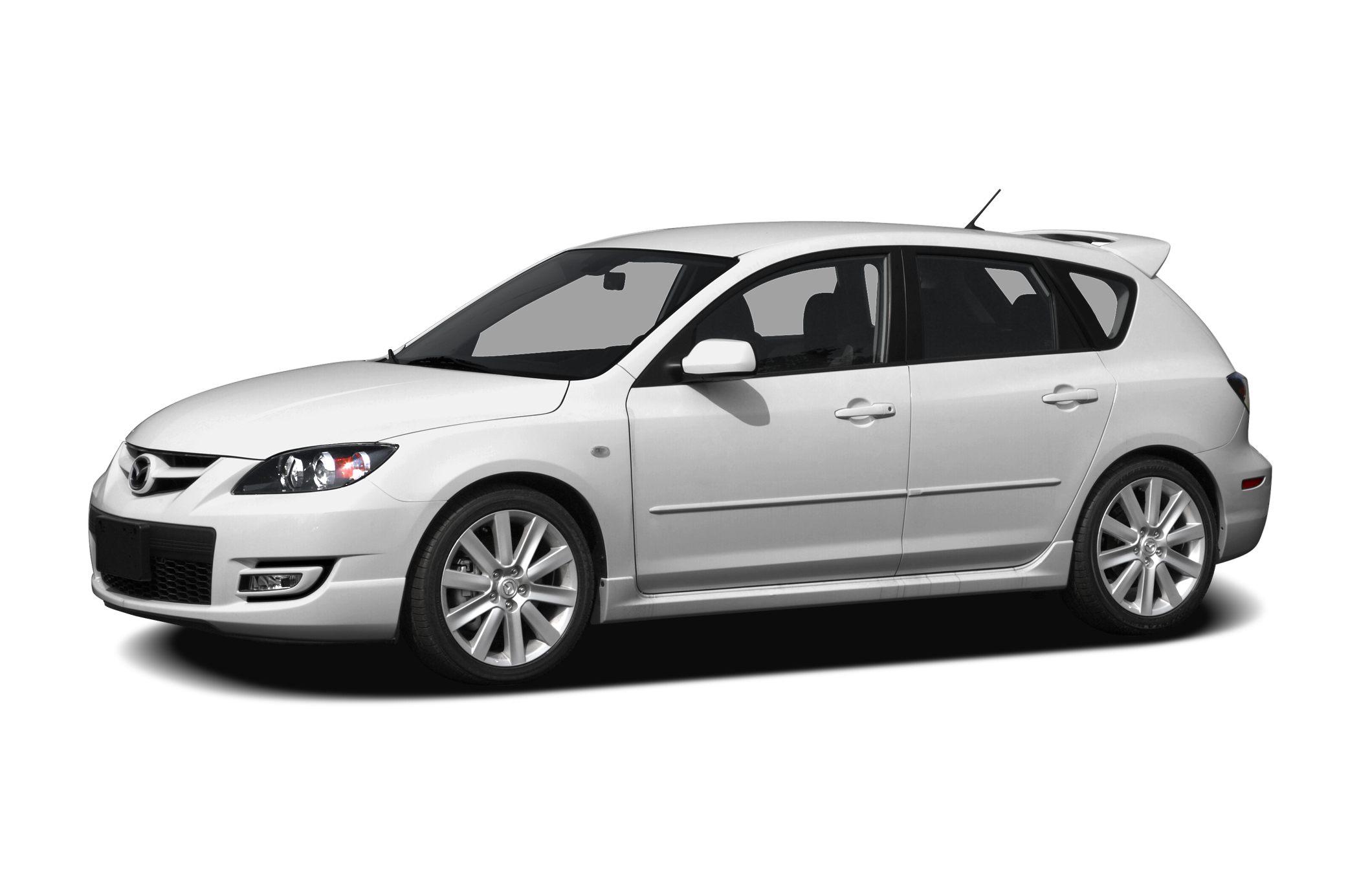 Mazda Speed 3 >> 2008 Mazda Mazdaspeed3 Sport 4dr Hatchback Specs And Prices