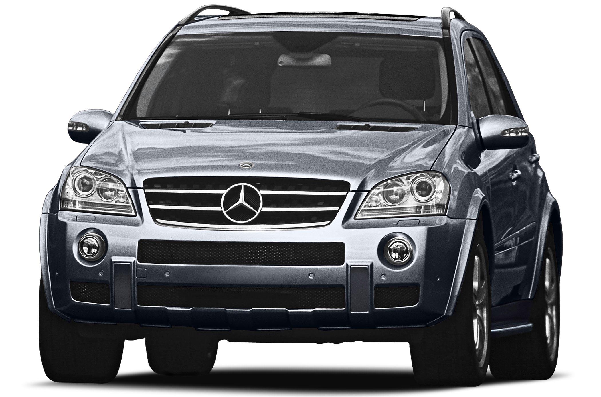2008 Mercedes Benz M Class Base ML 63 AMG 4dr All wheel Drive 4MATIC