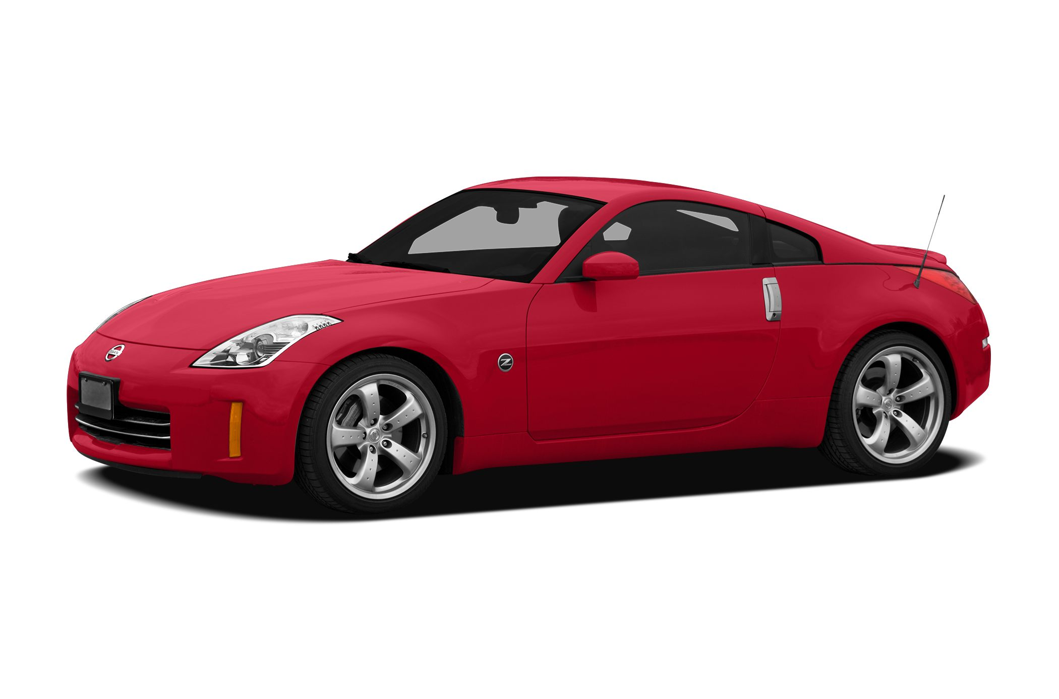 nissan 350z fairlady difference