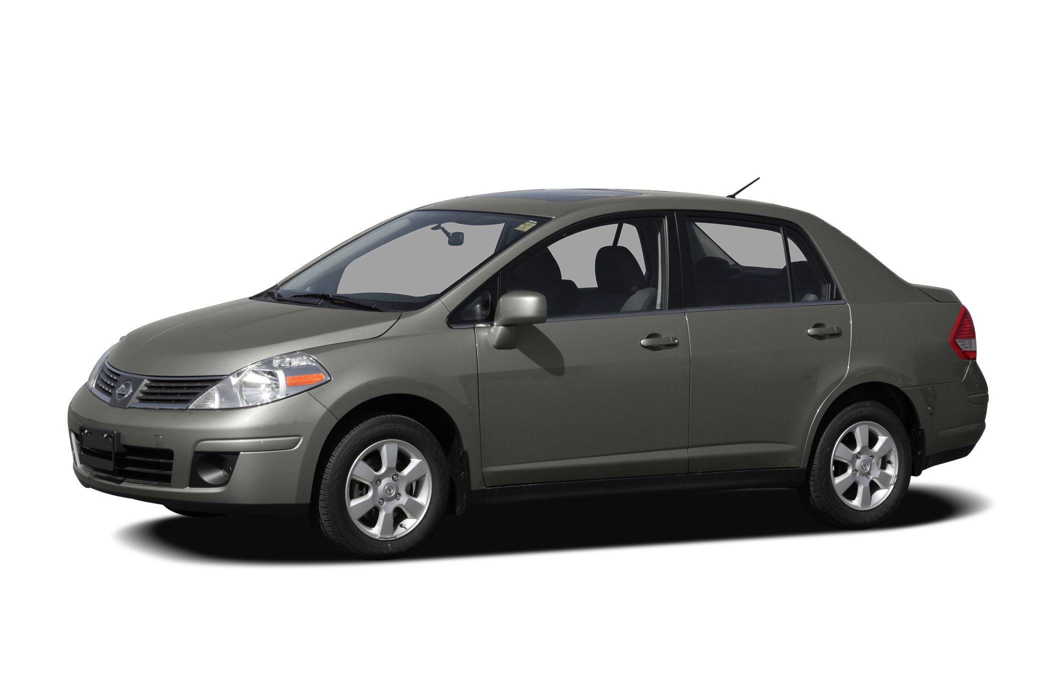 2008 Nissan Versa Safety Recalls
