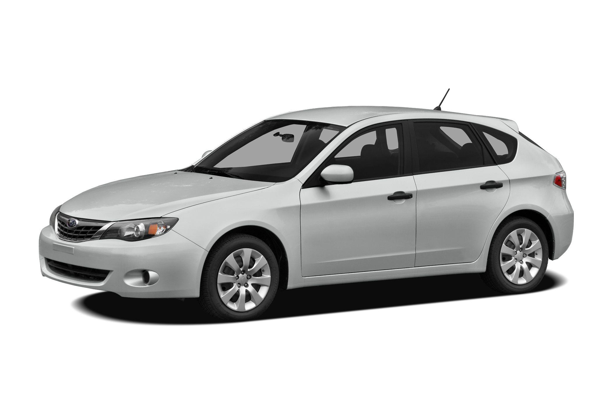 2008 Subaru Impreza Safety Features