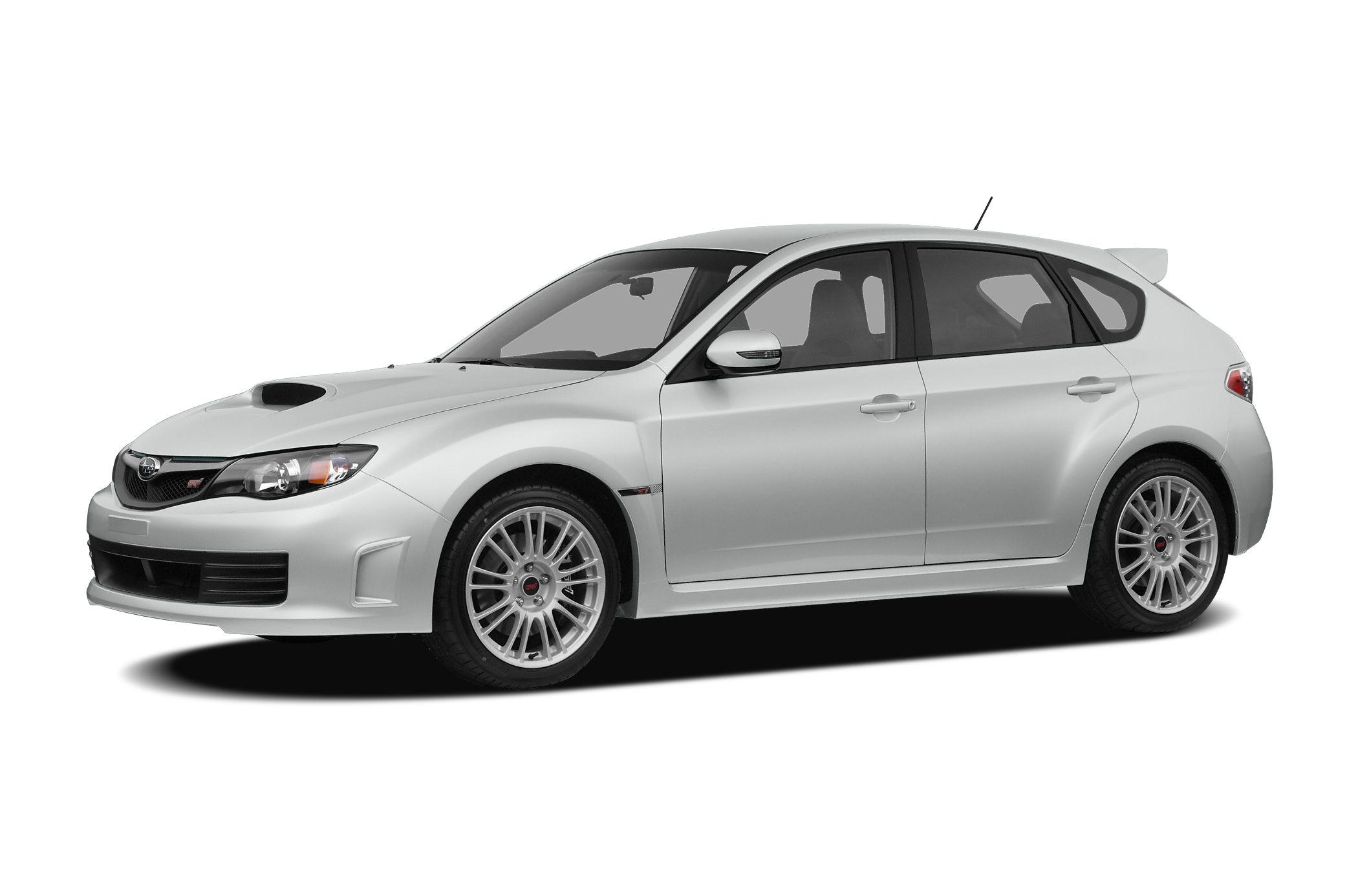 2008 Subaru Impreza Wrx Sti Specs And Prices