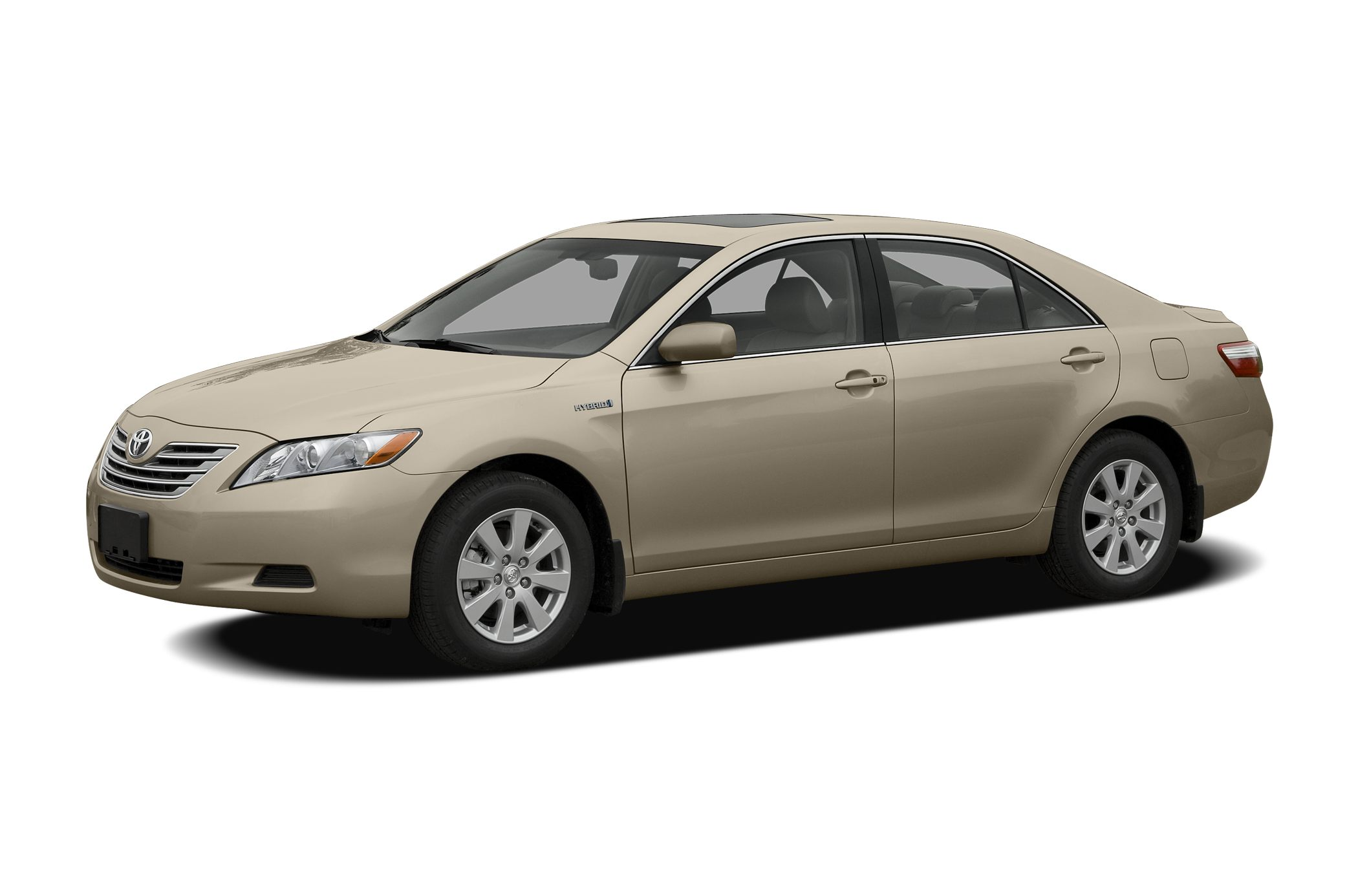 2008 Toyota Camry Hybrid Pricing And Specs