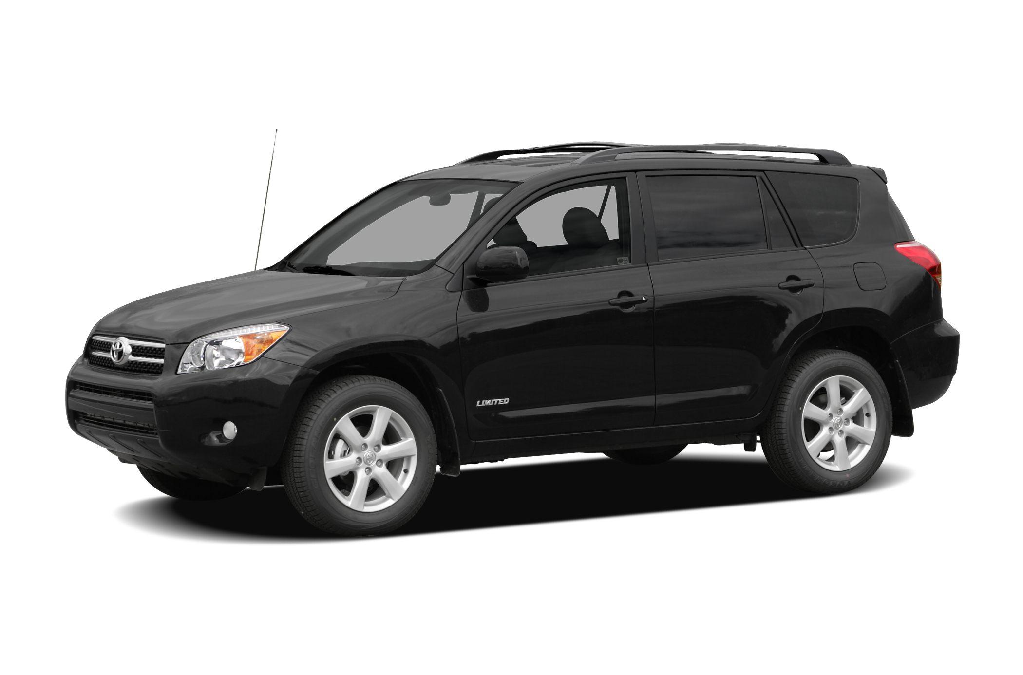 2008 Toyota Rav4 Pricing And Specs