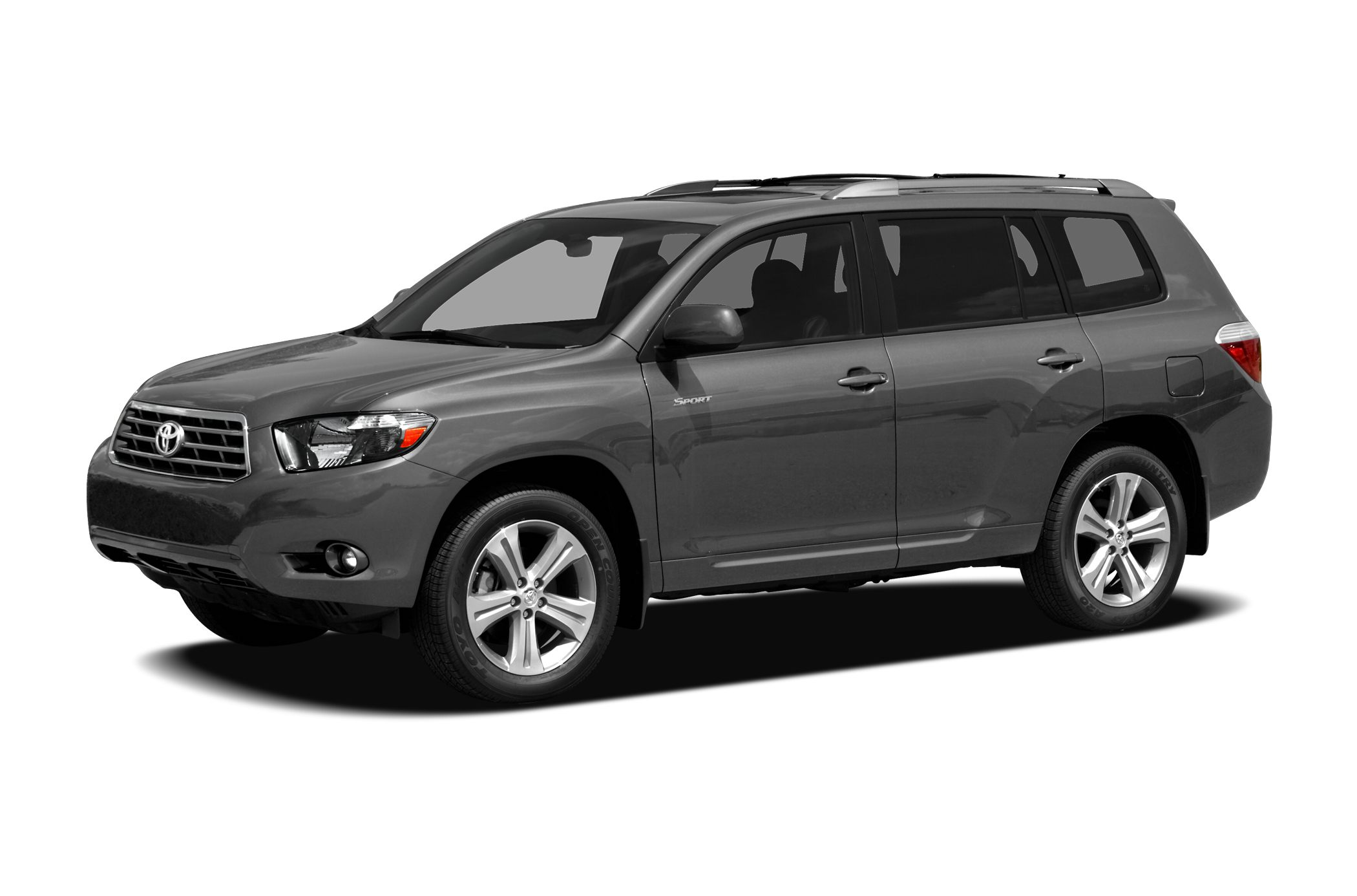 2008 Toyota Highlander Pricing And Specs