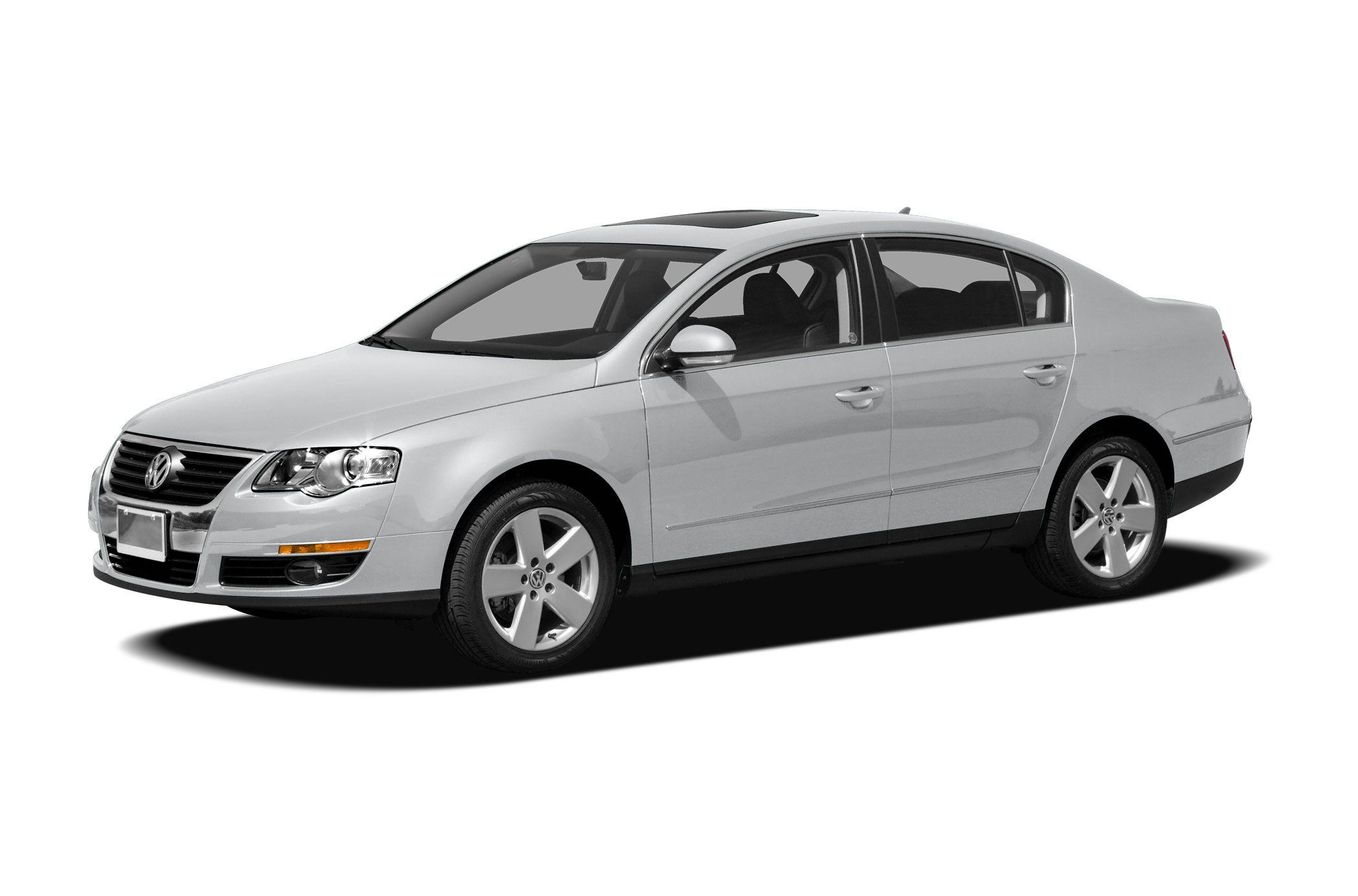 Volkswagen Passat New Car Test Drive