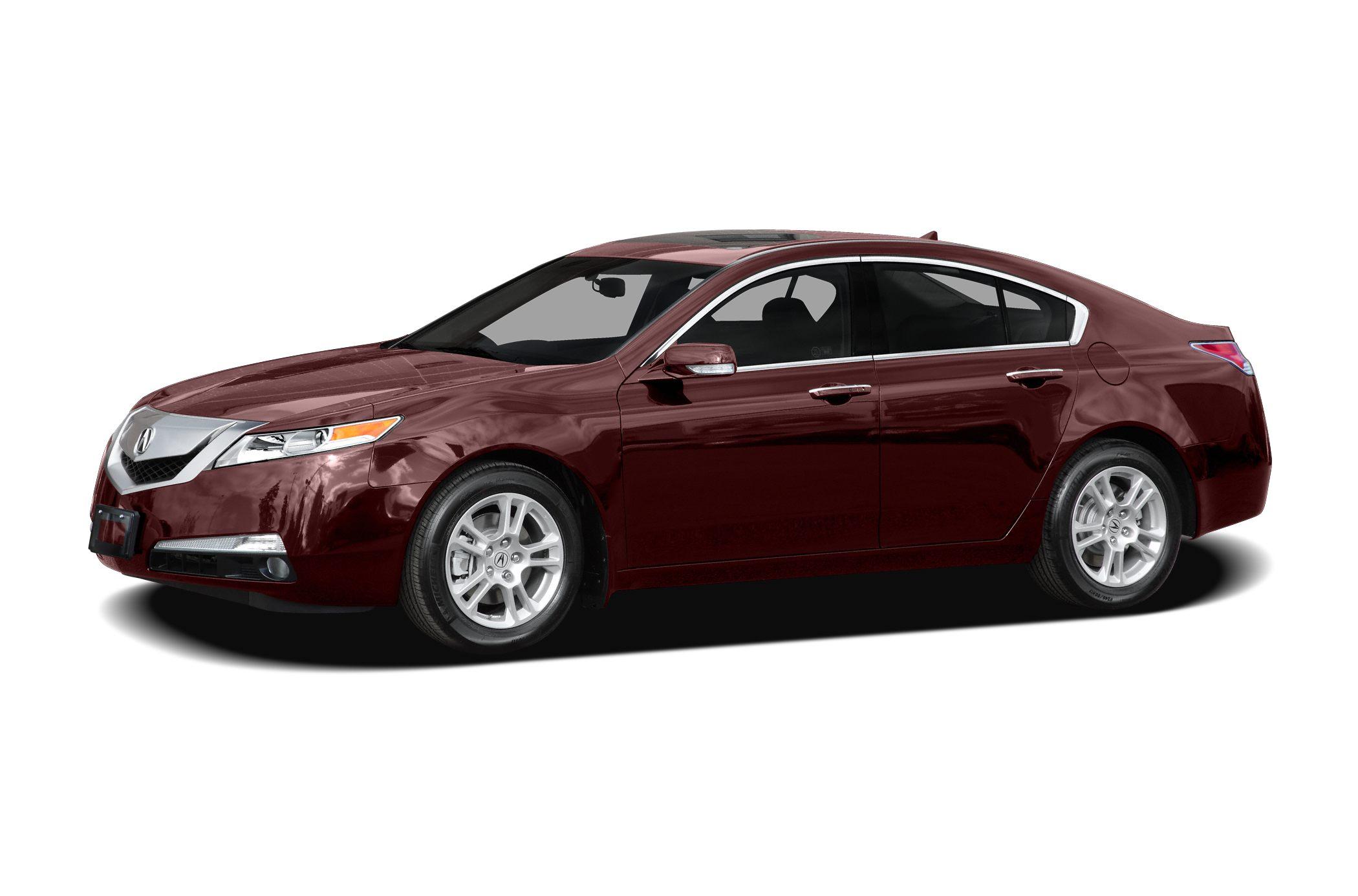2009 Acura TL Information