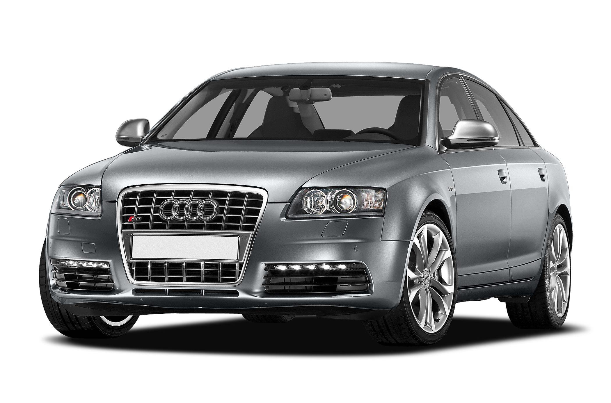 2009 Audi S6 New Car Test Drive