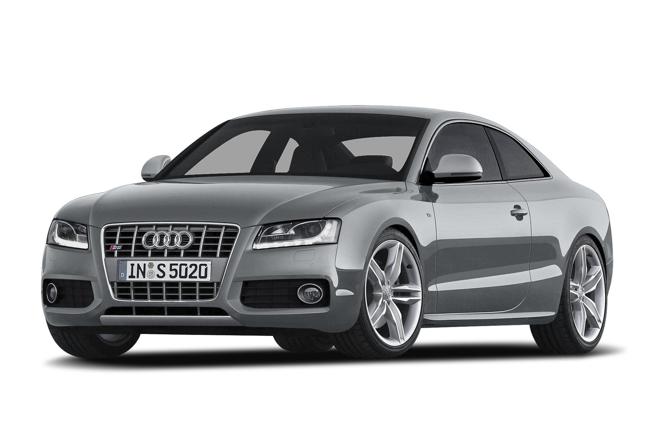 2009 Audi S5 Information