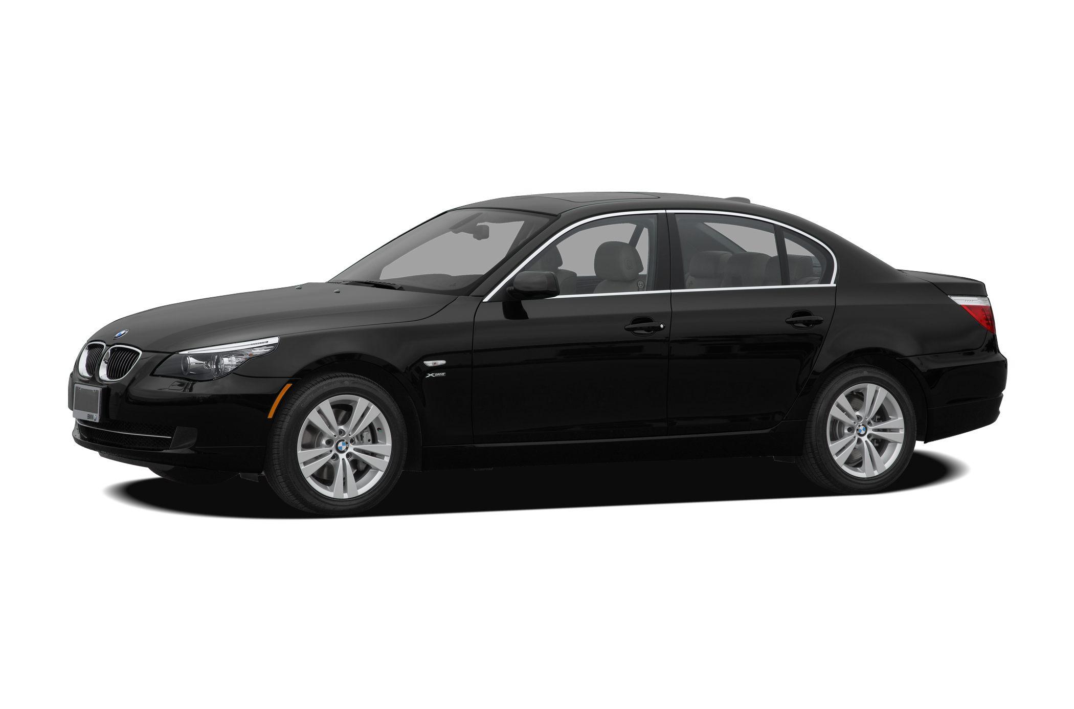 2009 BMW 535 Information