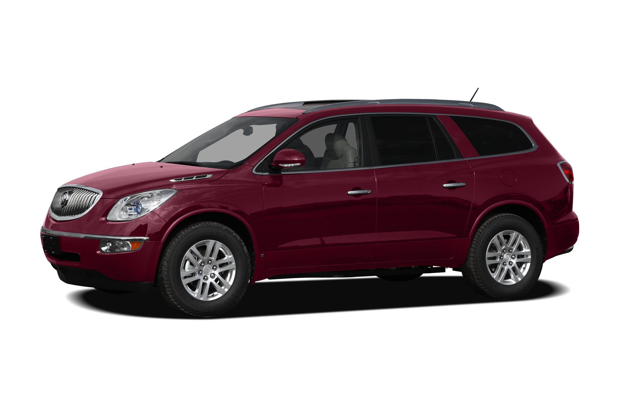 2009 Buick Enclave New Car Test Drive