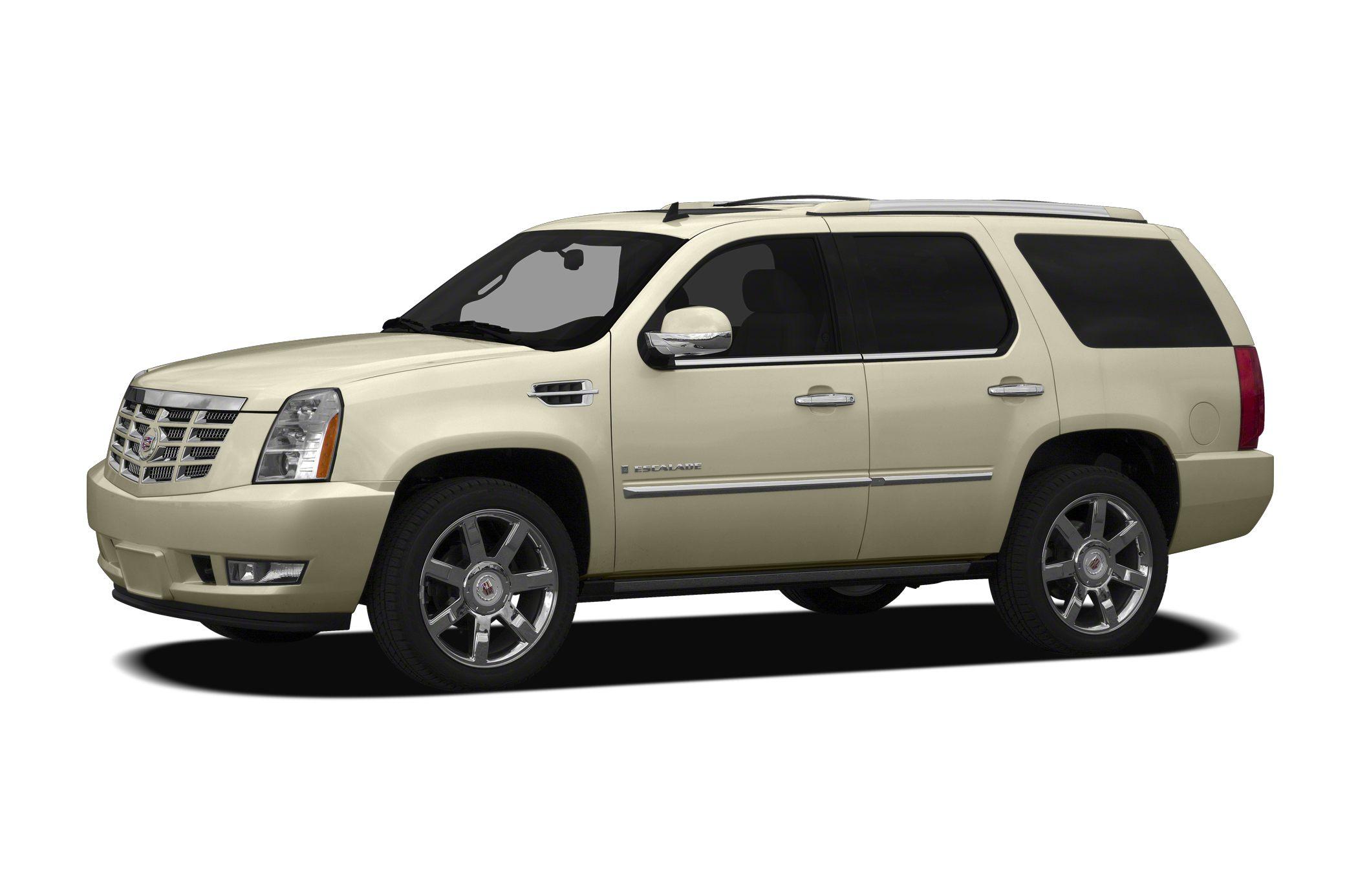 2009 Cadillac Escalade Recalls