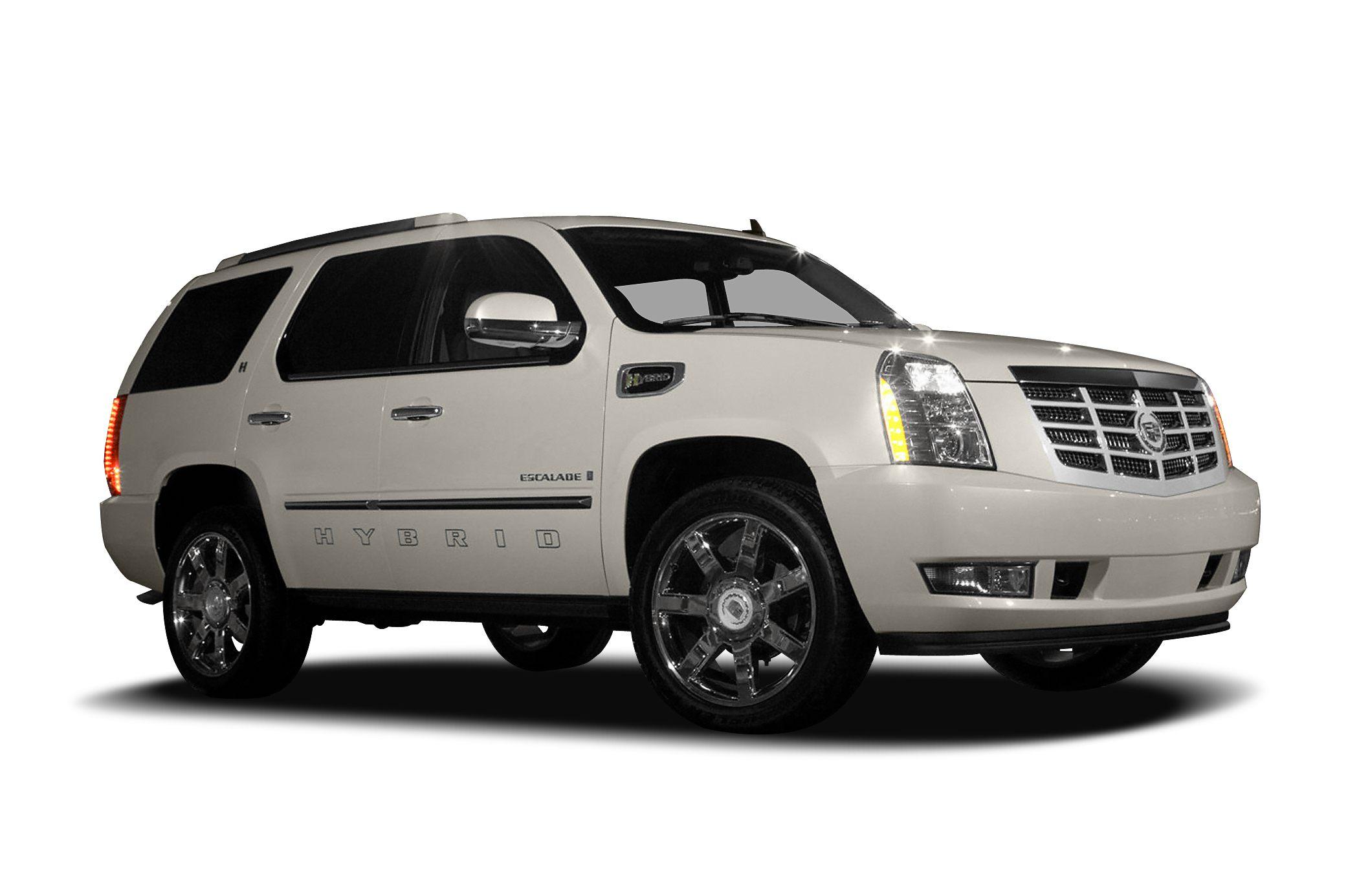2009 Cadillac Escalade Hybrid Specs