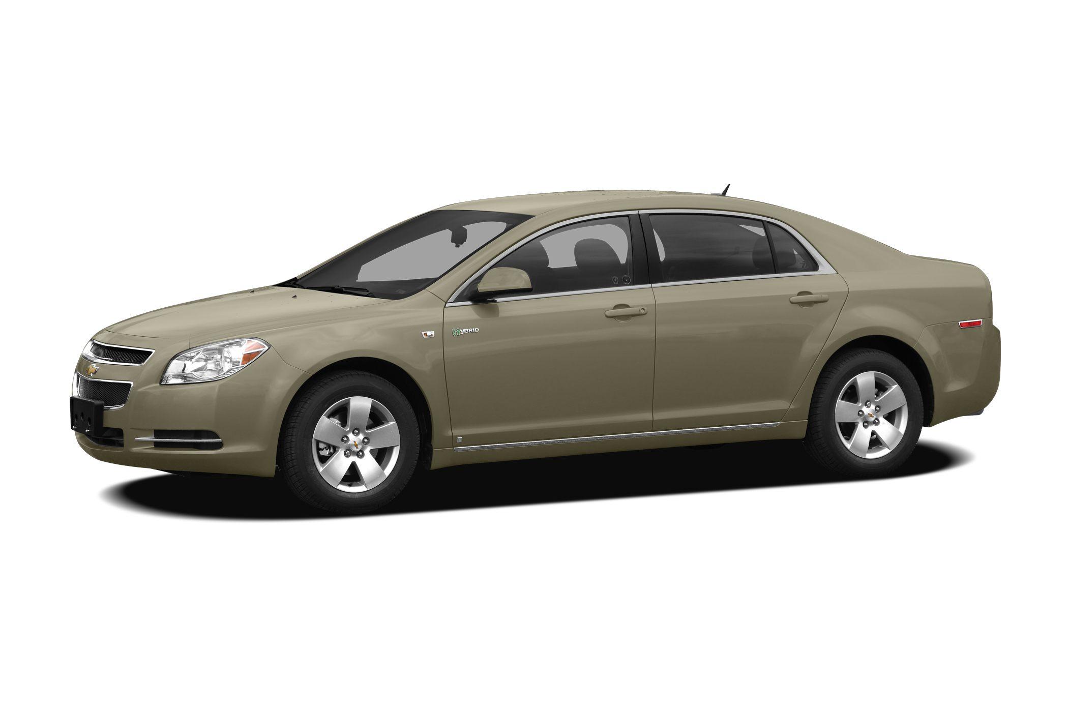 2009 Chevrolet Malibu Hybrid Safety Recalls