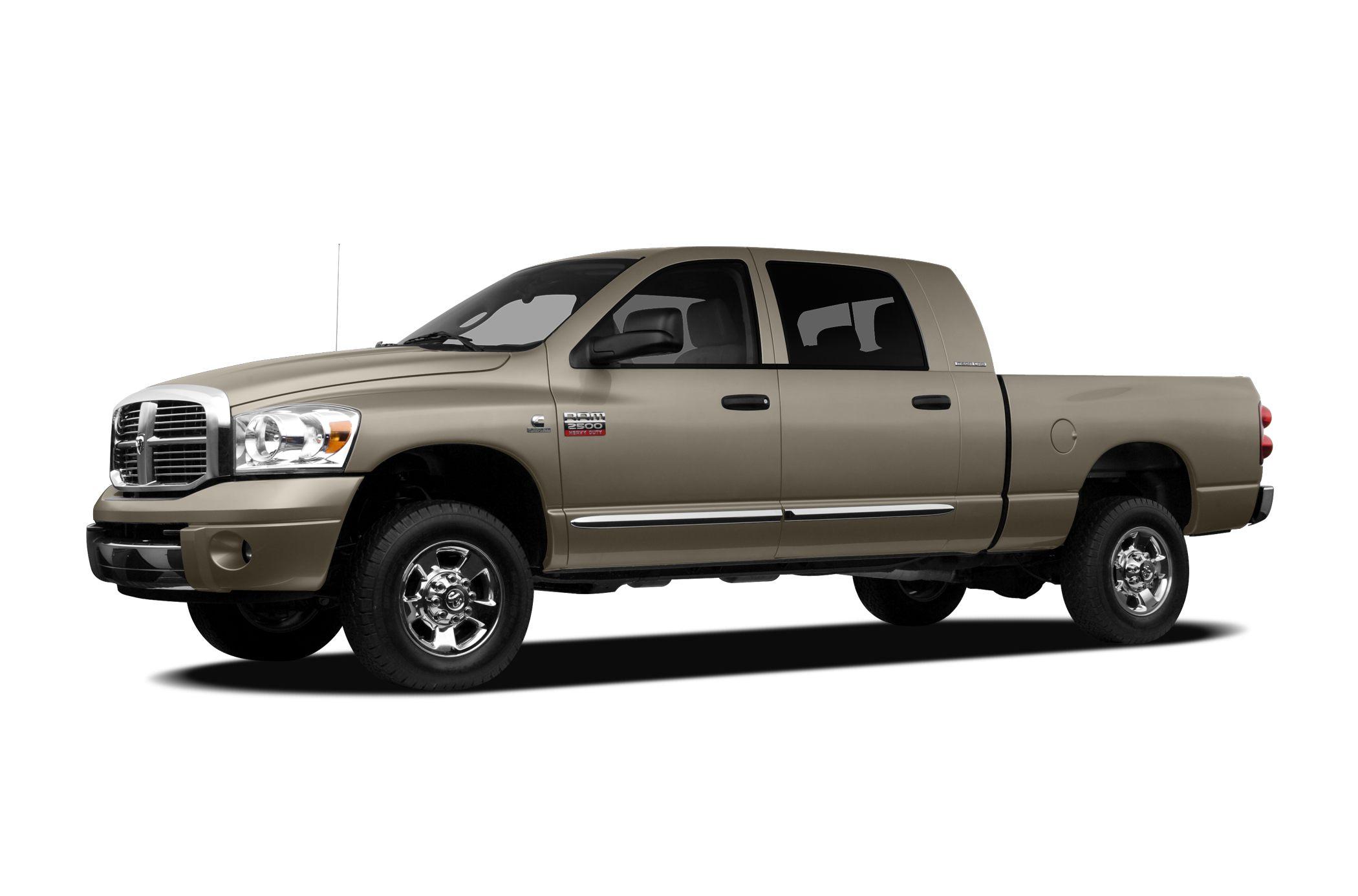 2009 Dodge Ram 2500 Laramie 4x2 Mega Cab 160 5 In Wb Equipment