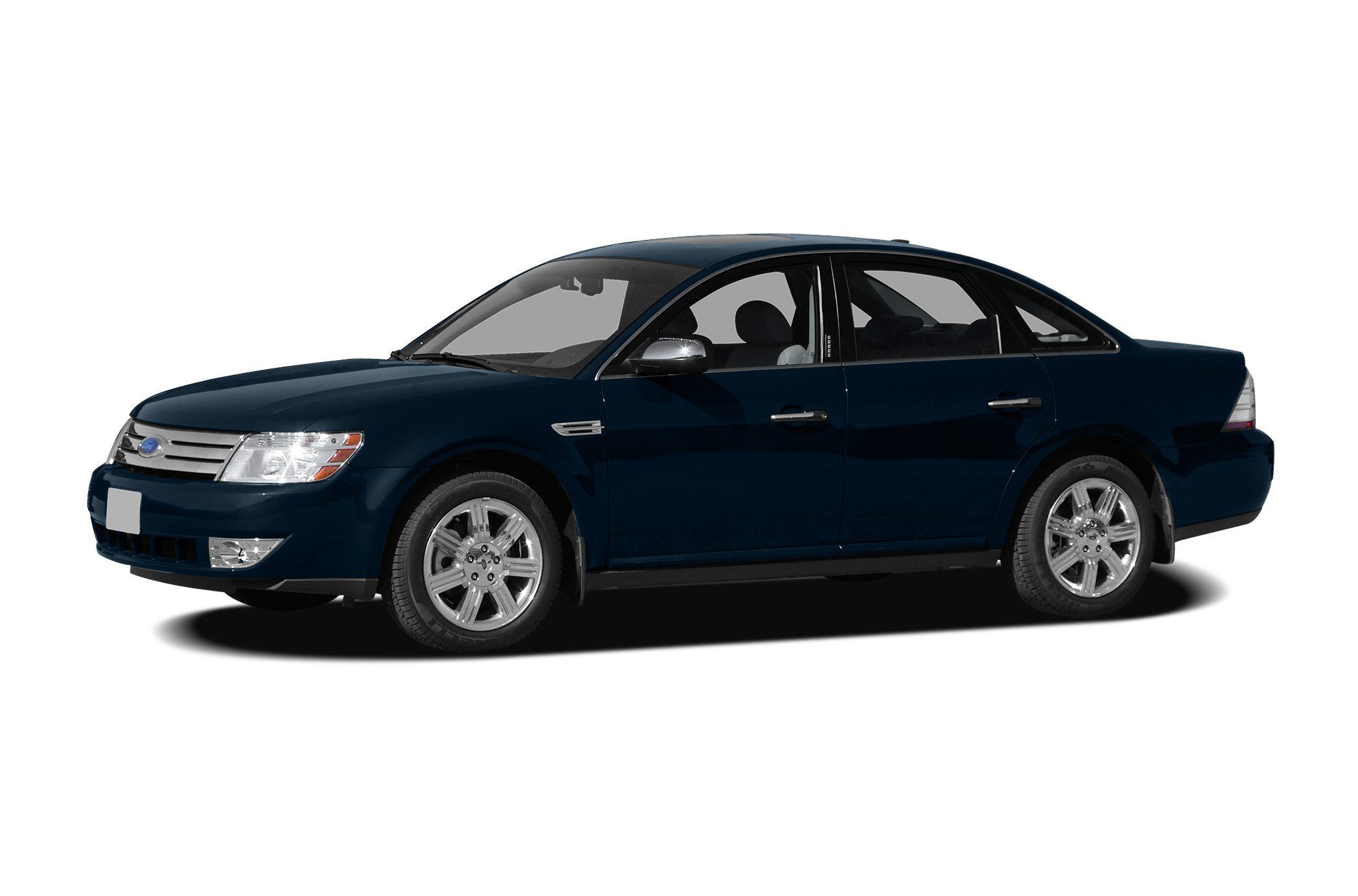 2009 ford taurus x sel specs