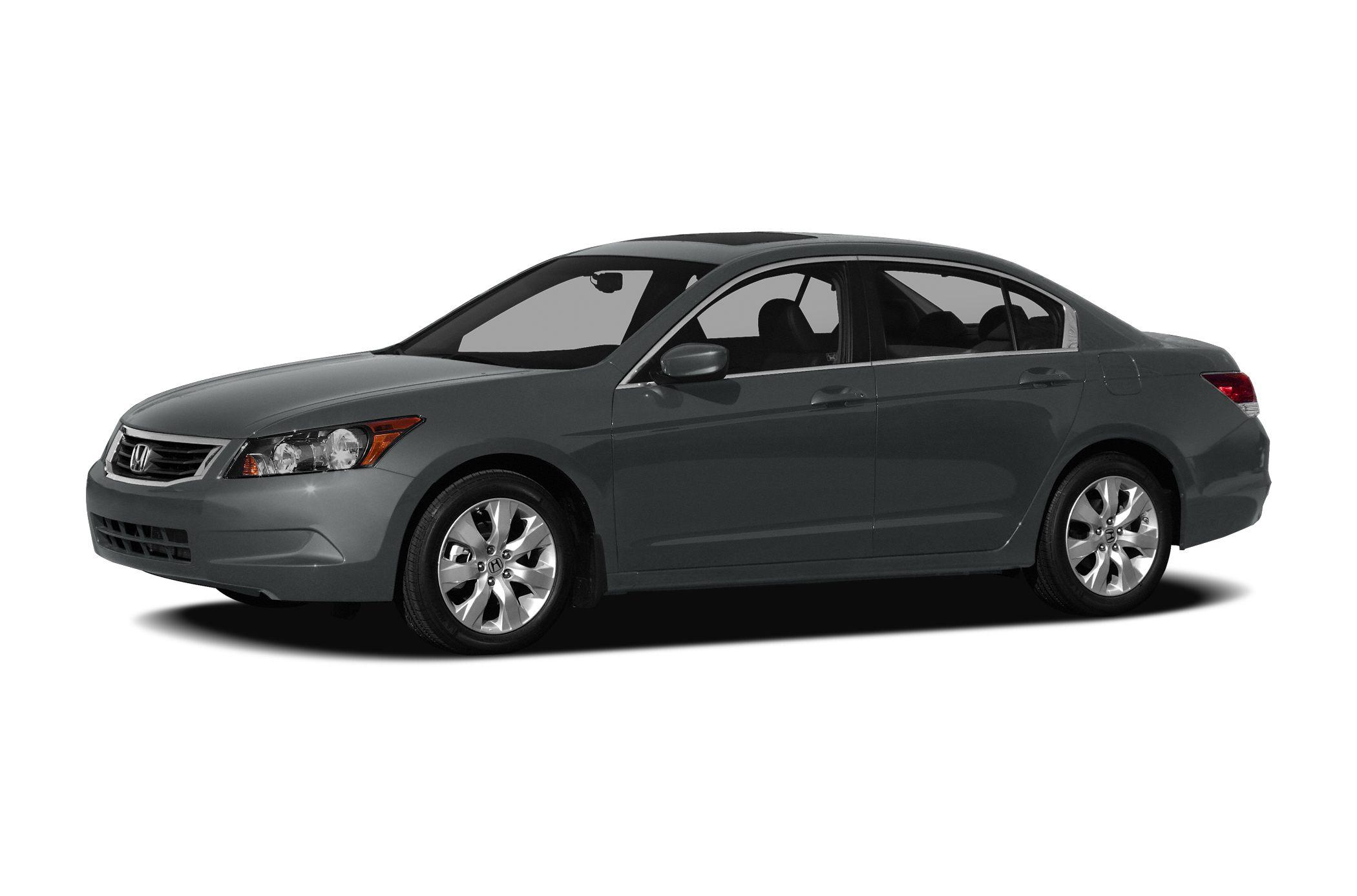 2009 Honda Accord Specs and Prices