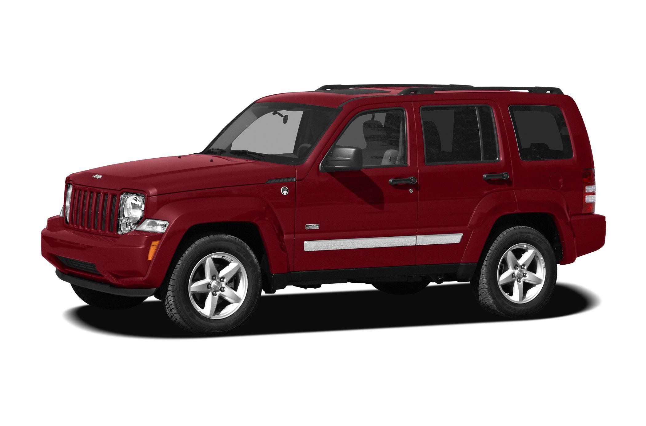 2009 jeep liberty information
