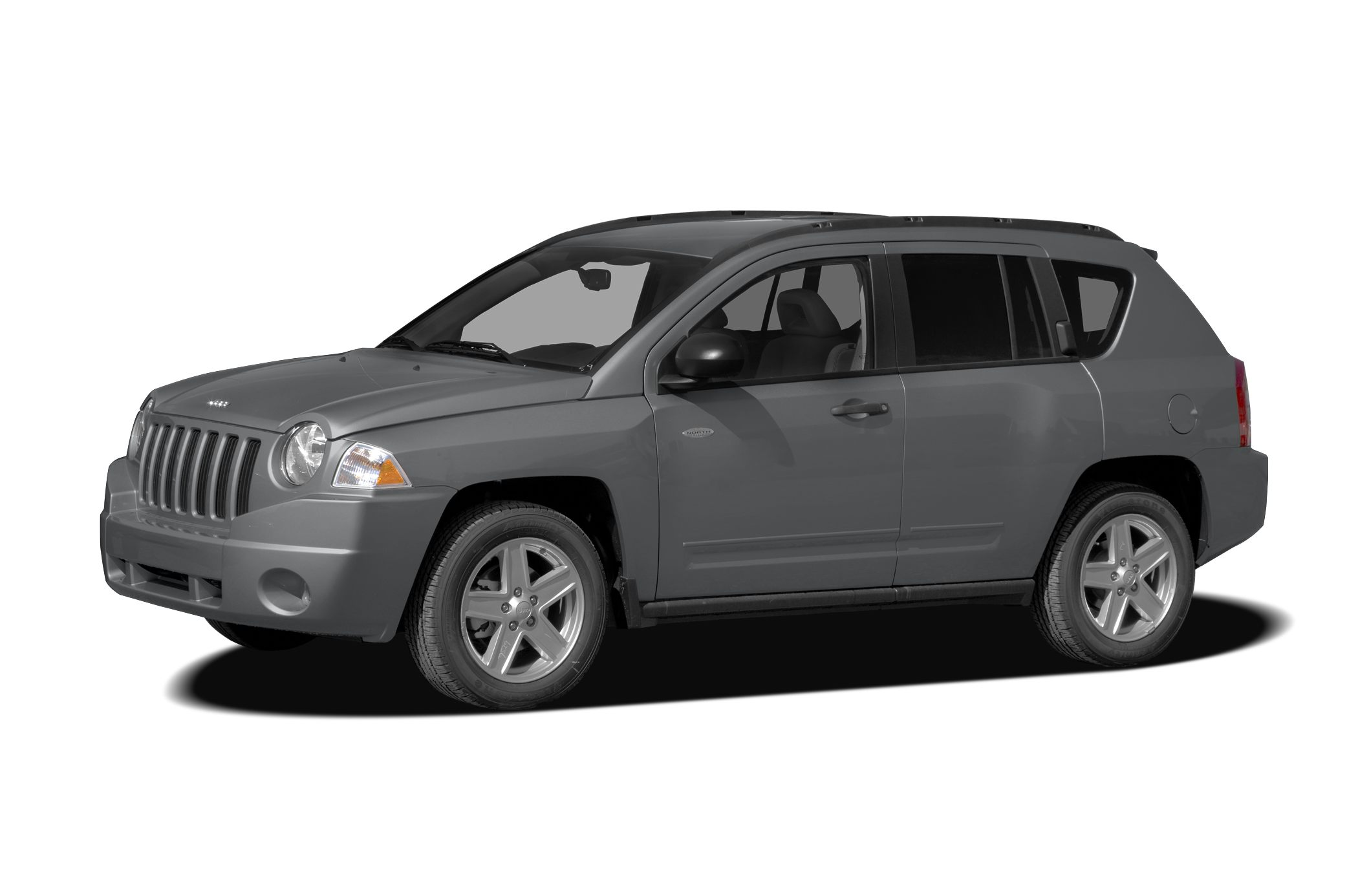 2009 jeep compass new car test drive