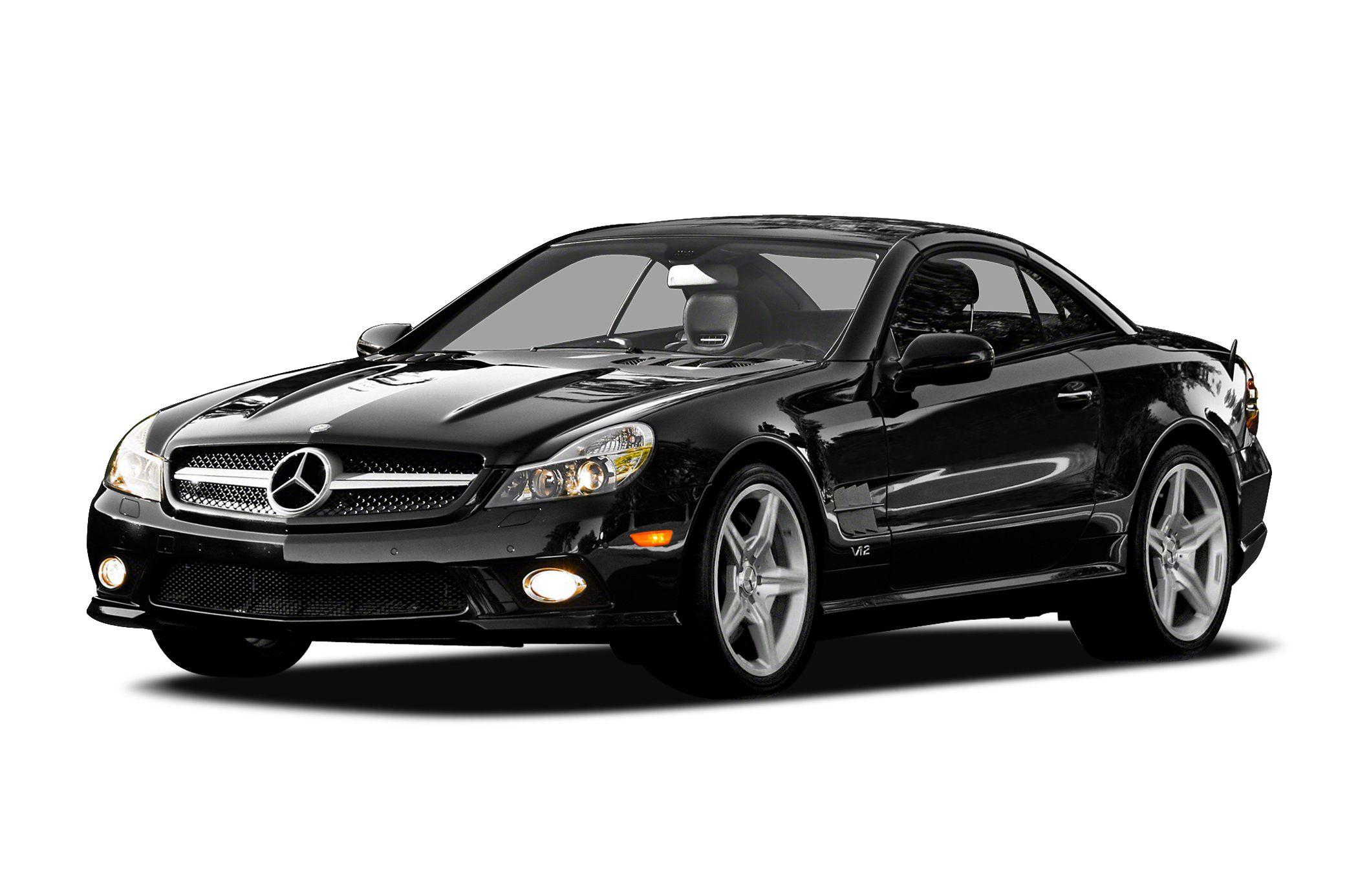 2009 Mercedes Benz SL Class Crash Test Ratings